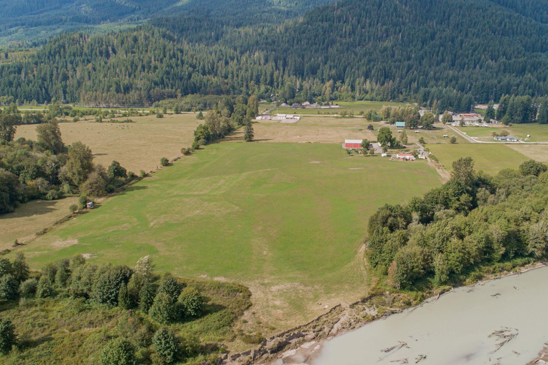 Land for Sale at 115 Kehoe Rd Randle, Washington 98377 United States
