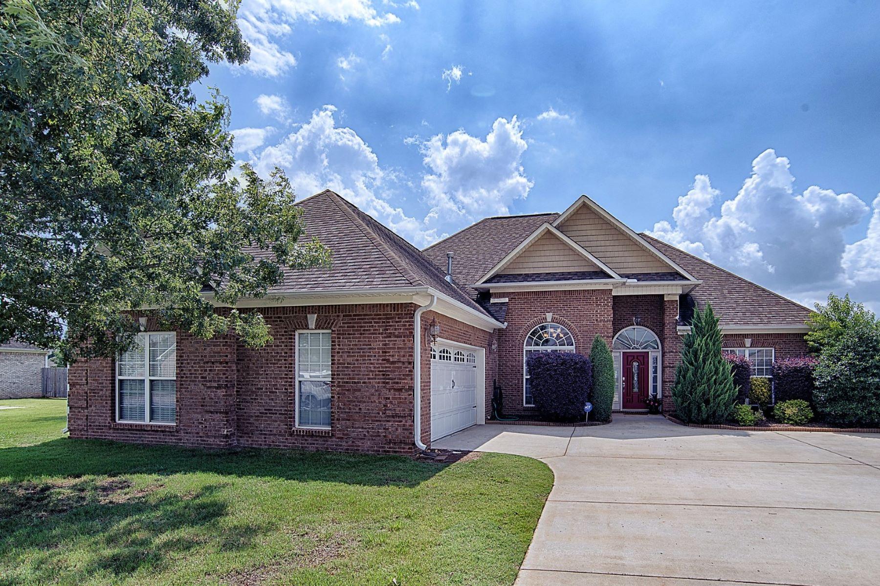 Single Family Homes for Active at 12817 Nani Drive Madison, Alabama 35756 United States