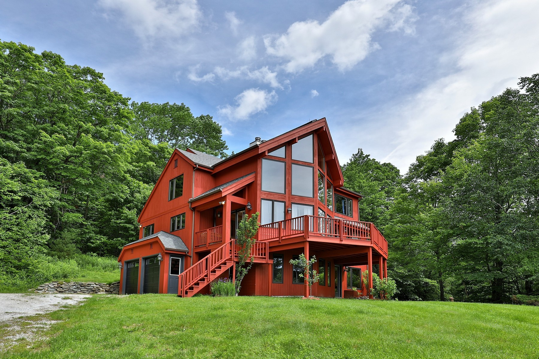 Single Family Homes for Sale at Vermont Country Living 898 Ccc Road Shrewsbury, Vermont 05738 United States