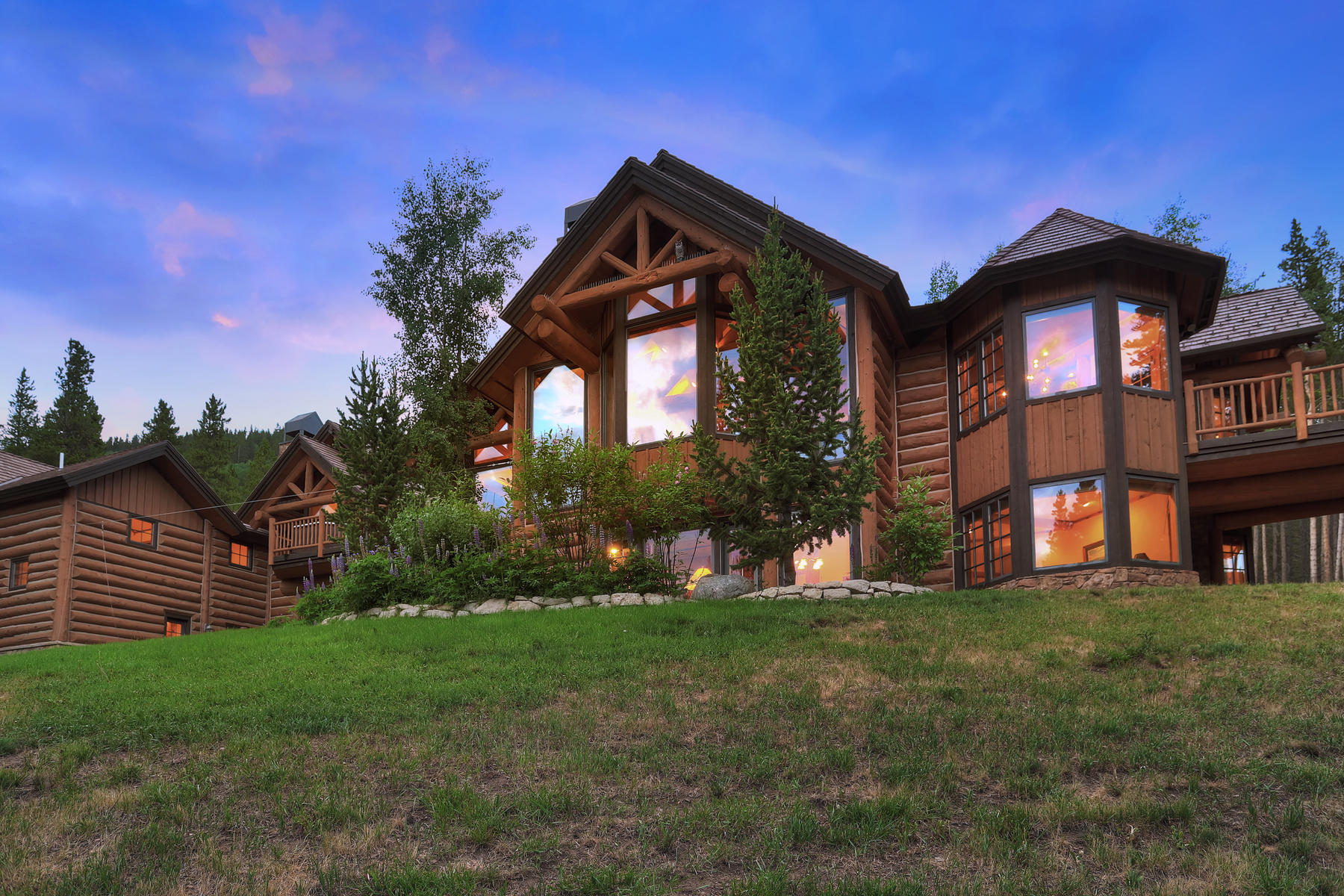 Single Family Home for Active at Spruce Valley Dream Home 773 Indiana Creek Road Breckenridge, Colorado 80424 United States
