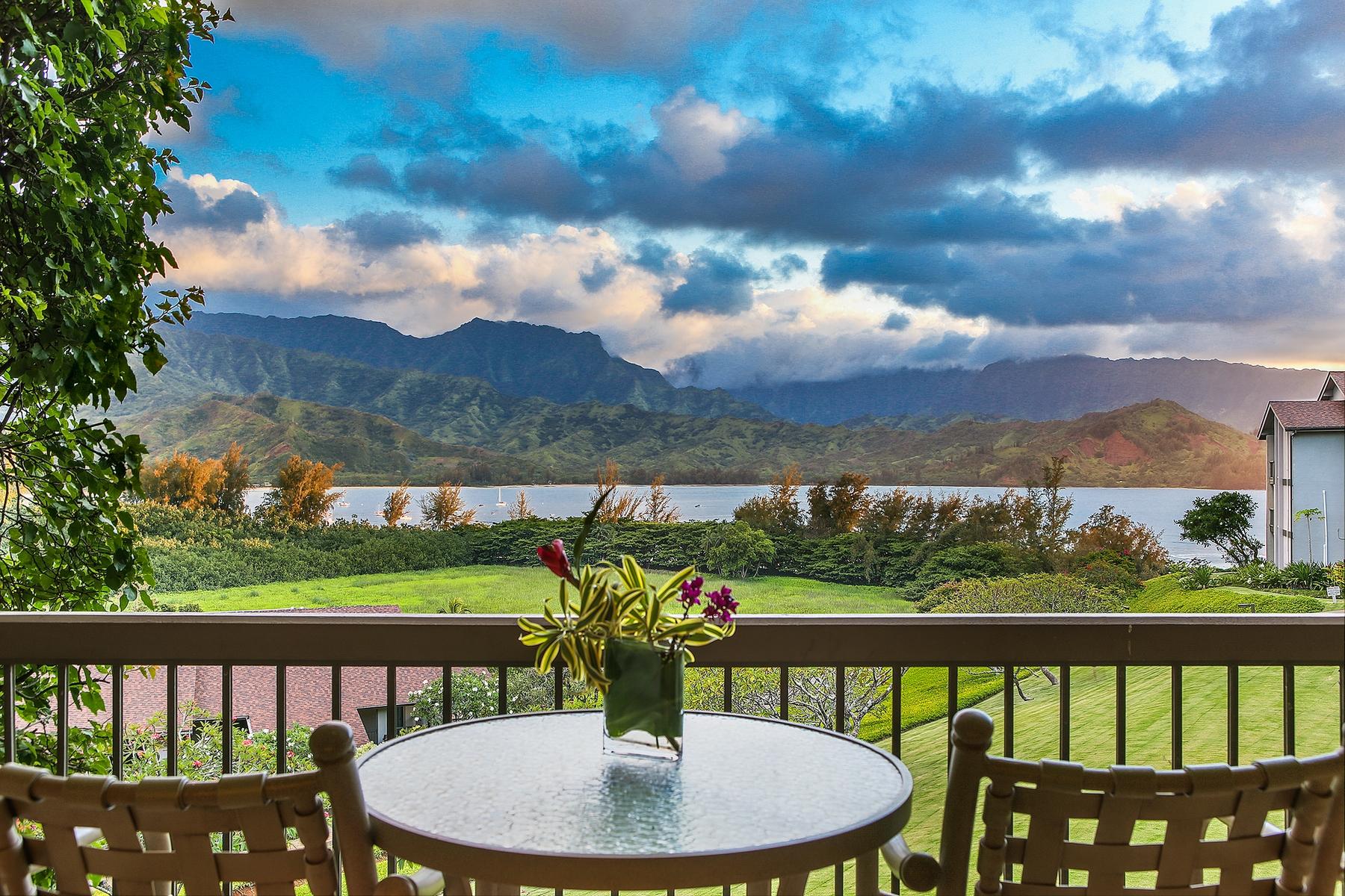 共管式独立产权公寓 为 销售 在 Hanalei Bay Resort 5380 Honoiki Road #4201/2/3 Apt. #C26 普林斯维尔, 夏威夷 96722 美国