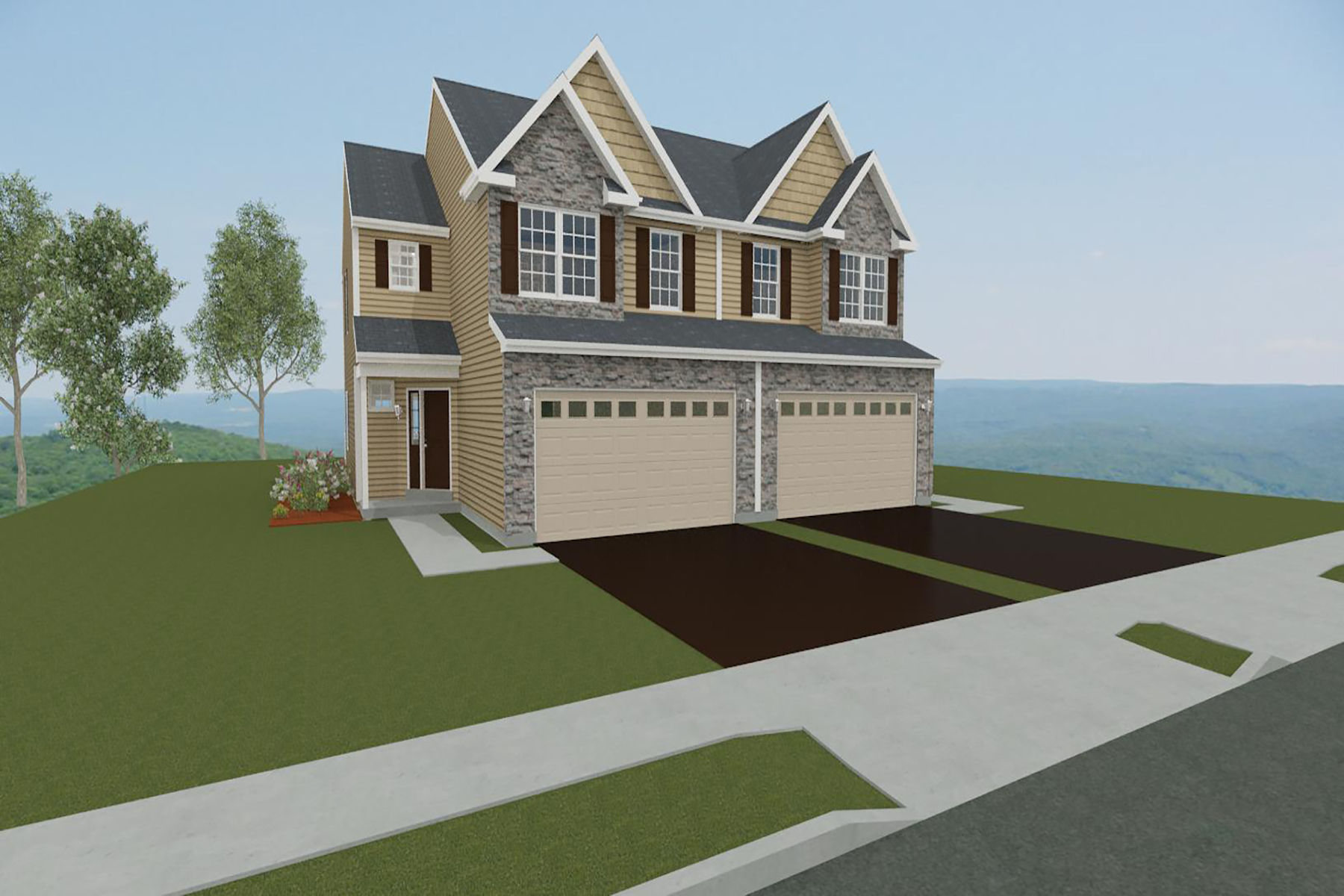 Additional photo for property listing at Villas at Featherton 19 Canvasback Lane Lot 44 Elizabethtown, Pennsylvania 17022 Estados Unidos