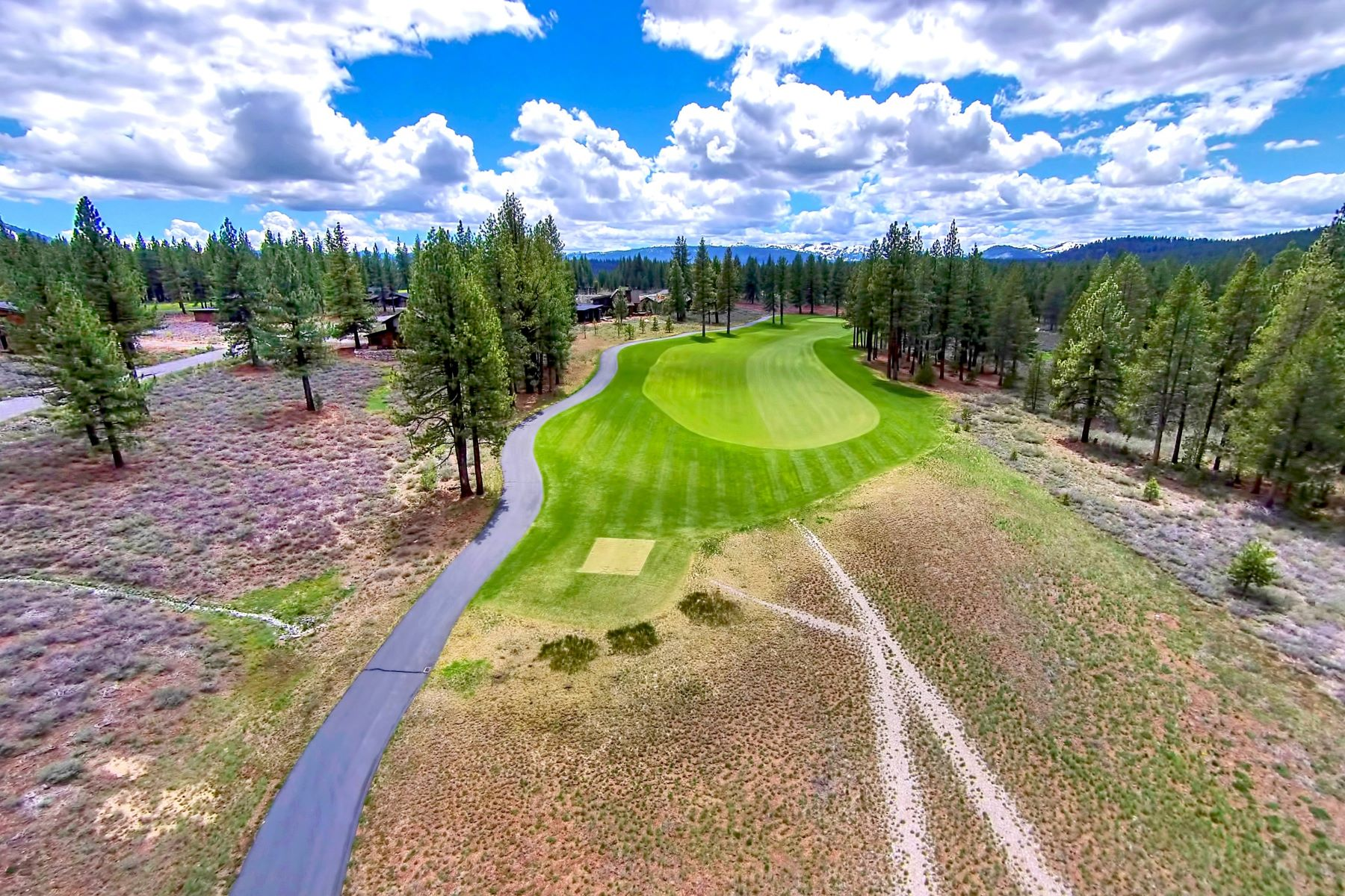 Additional photo for property listing at Build your Dream Home in Gray's Crossing 11191 Ghirard Rd., Lot W12 Truckee, California 96161 United States