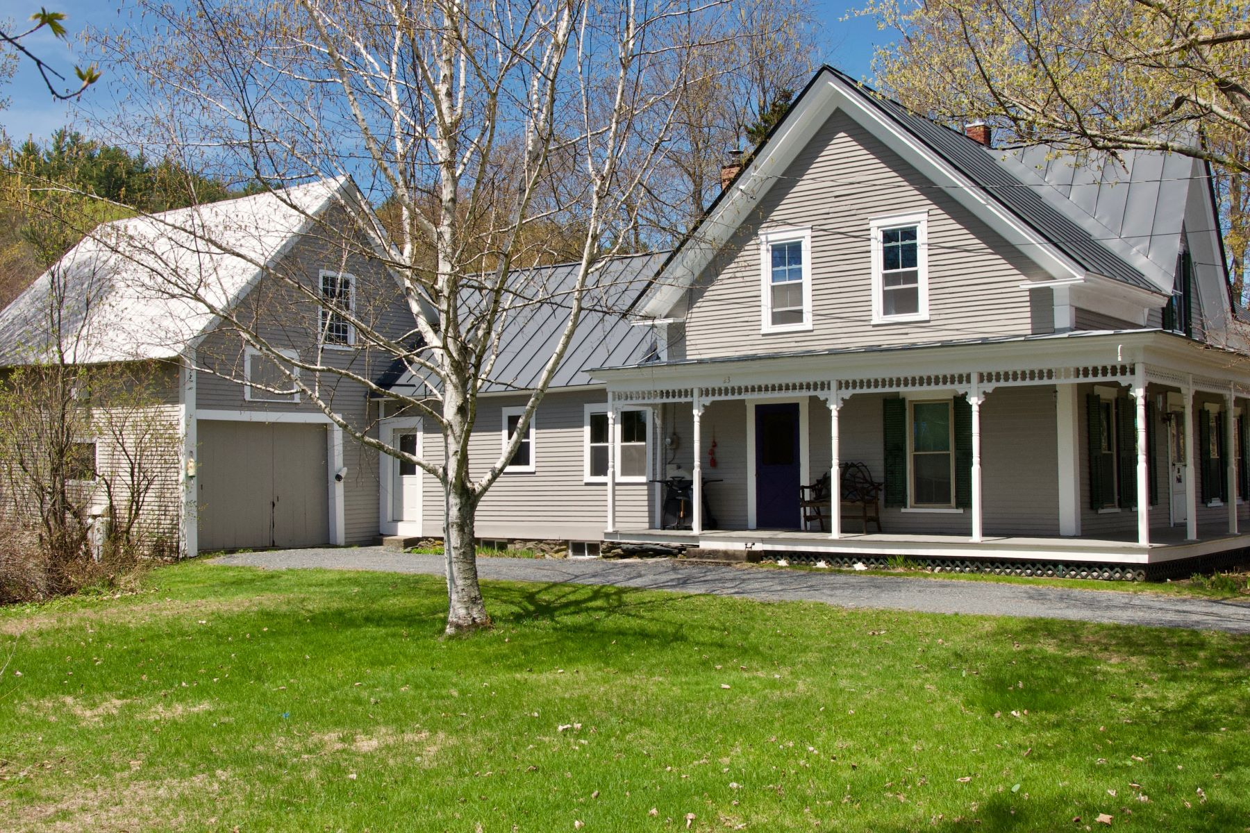 Single Family Home for Sale at 23 Cornish Stage Road, Cornish 23 Cornish Stage Rd Cornish, New Hampshire 03745 United States