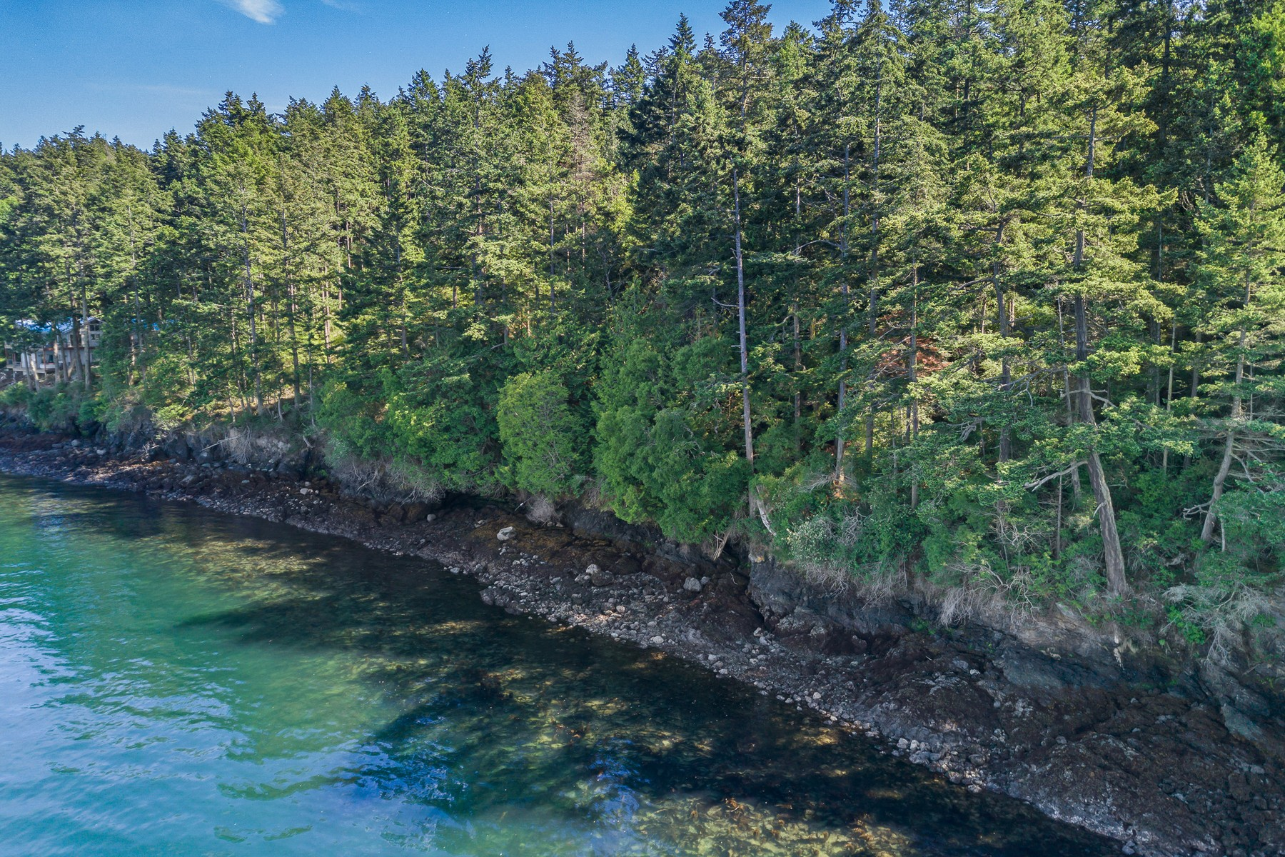 Land for Sale at San Juan Channel Waterfront Paradise 516 Big Foot Road Friday Harbor, Washington 98250 United States