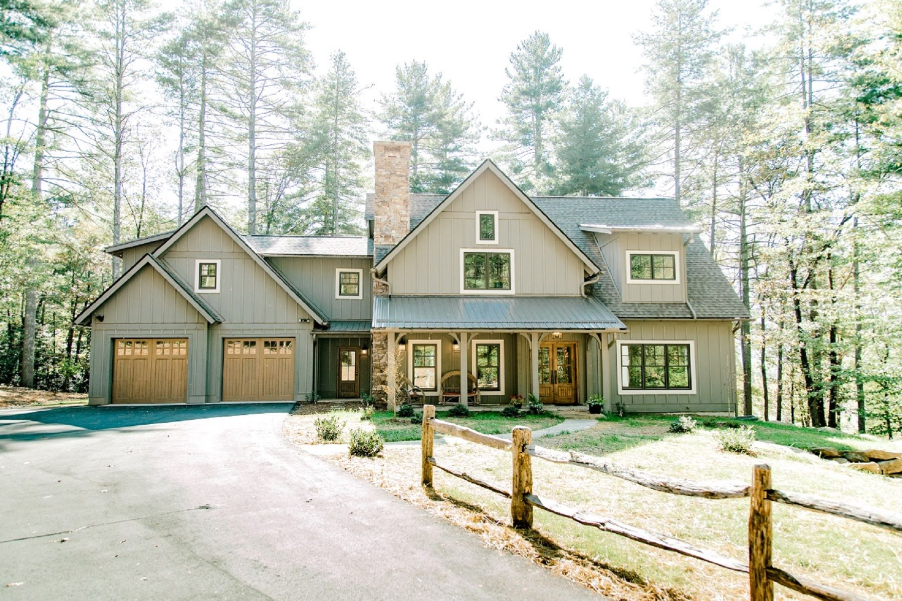 Single Family Homes for Sale at 60 Mountain Brook Trail Brevard, North Carolina 28712 United States