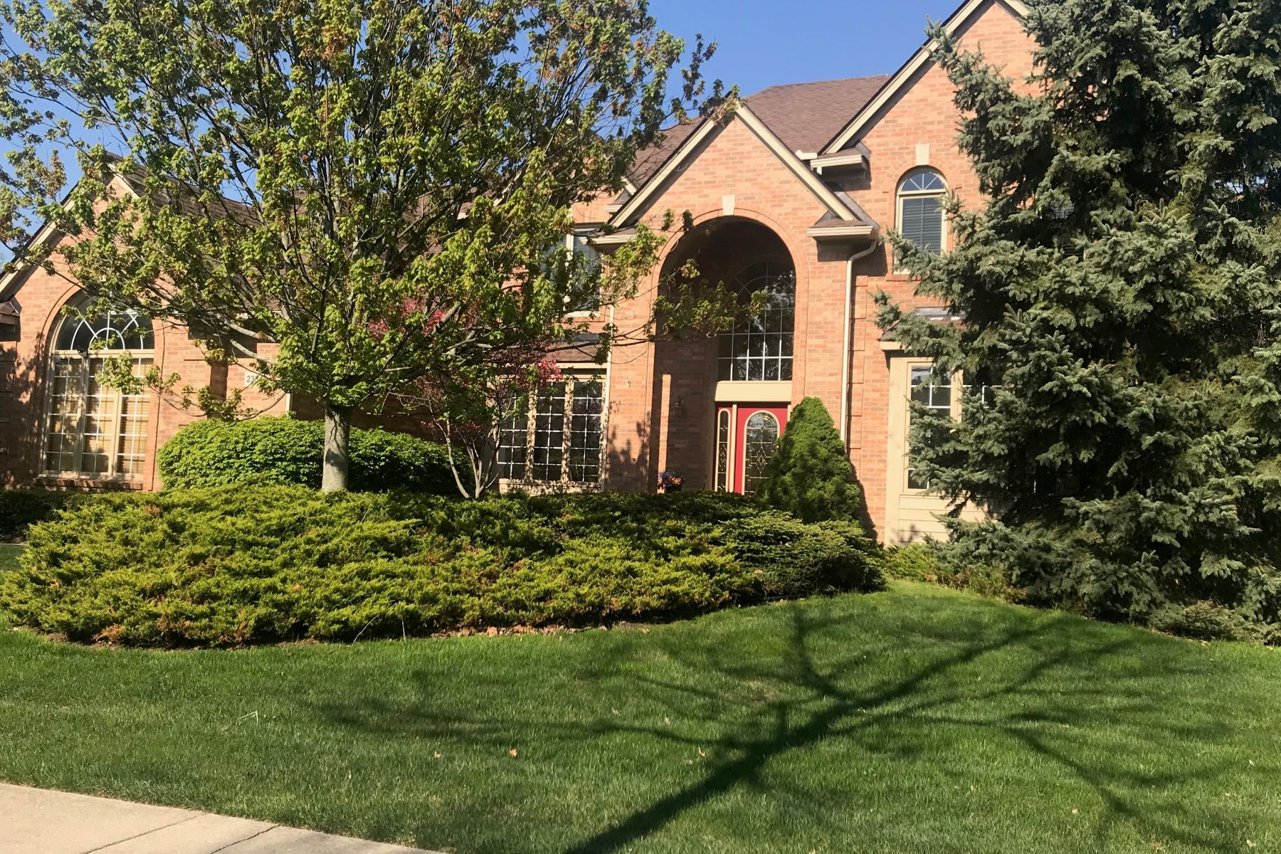 Single Family Homes for Sale at Novi 23349 Argyle Street Novi, Michigan 48374 United States
