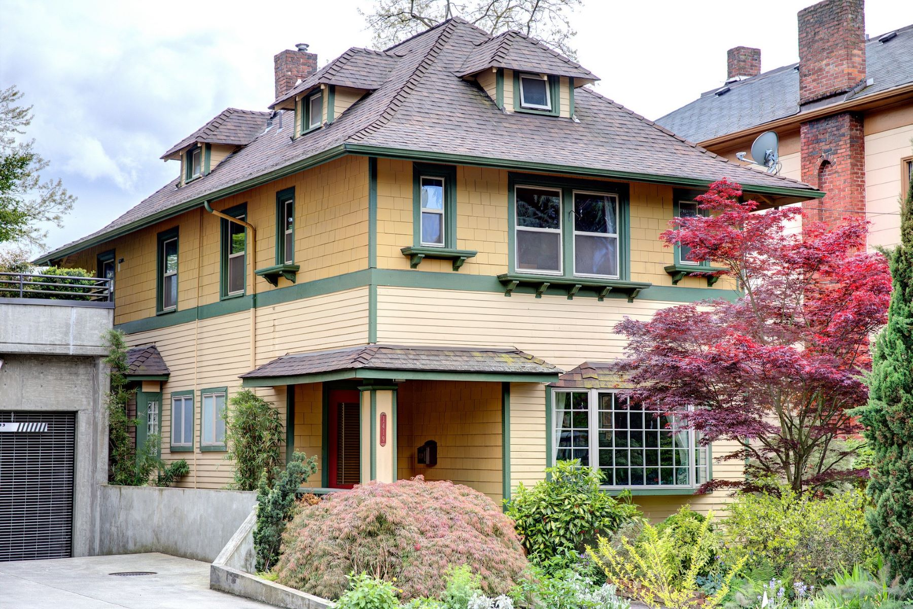 Duplex for Sale at Capitol Hill Duplex, Endless Options 1419 E John Street Seattle, Washington 98112 United States