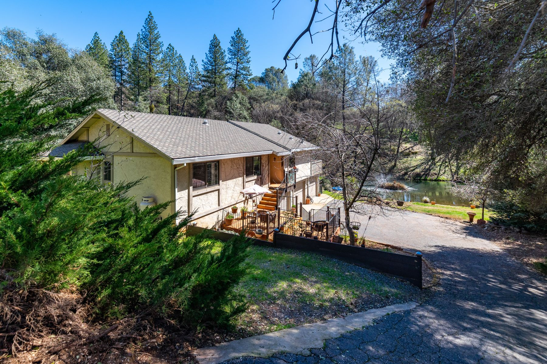 Single Family Home for Active at Beautifully Updated Home In The Country Among All The Trees and Outcroppings 25139 Long Court Auburn, California 95602 United States