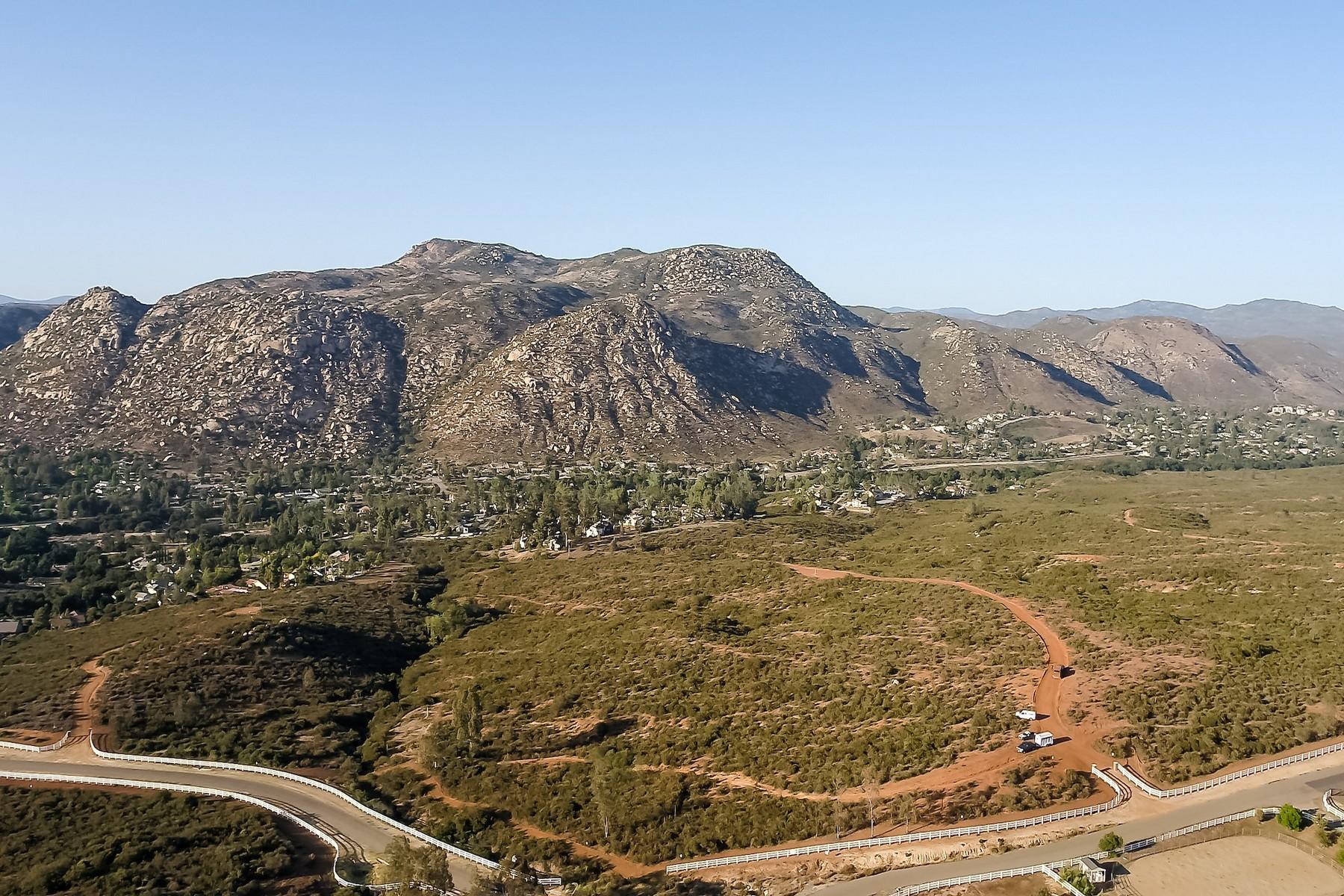 Land for Sale at 0000 Palomino Rancho Barona Rd Ramona, California 92065 United States
