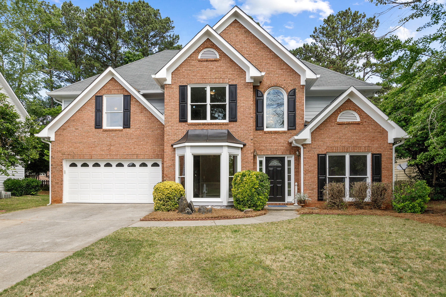 Single Family Homes for Sale at Chadwick Pointe ~ Active Swim and Tennis Coummunity 1301 Chadwick Pointe Lawrenceville, Georgia 30043 United States