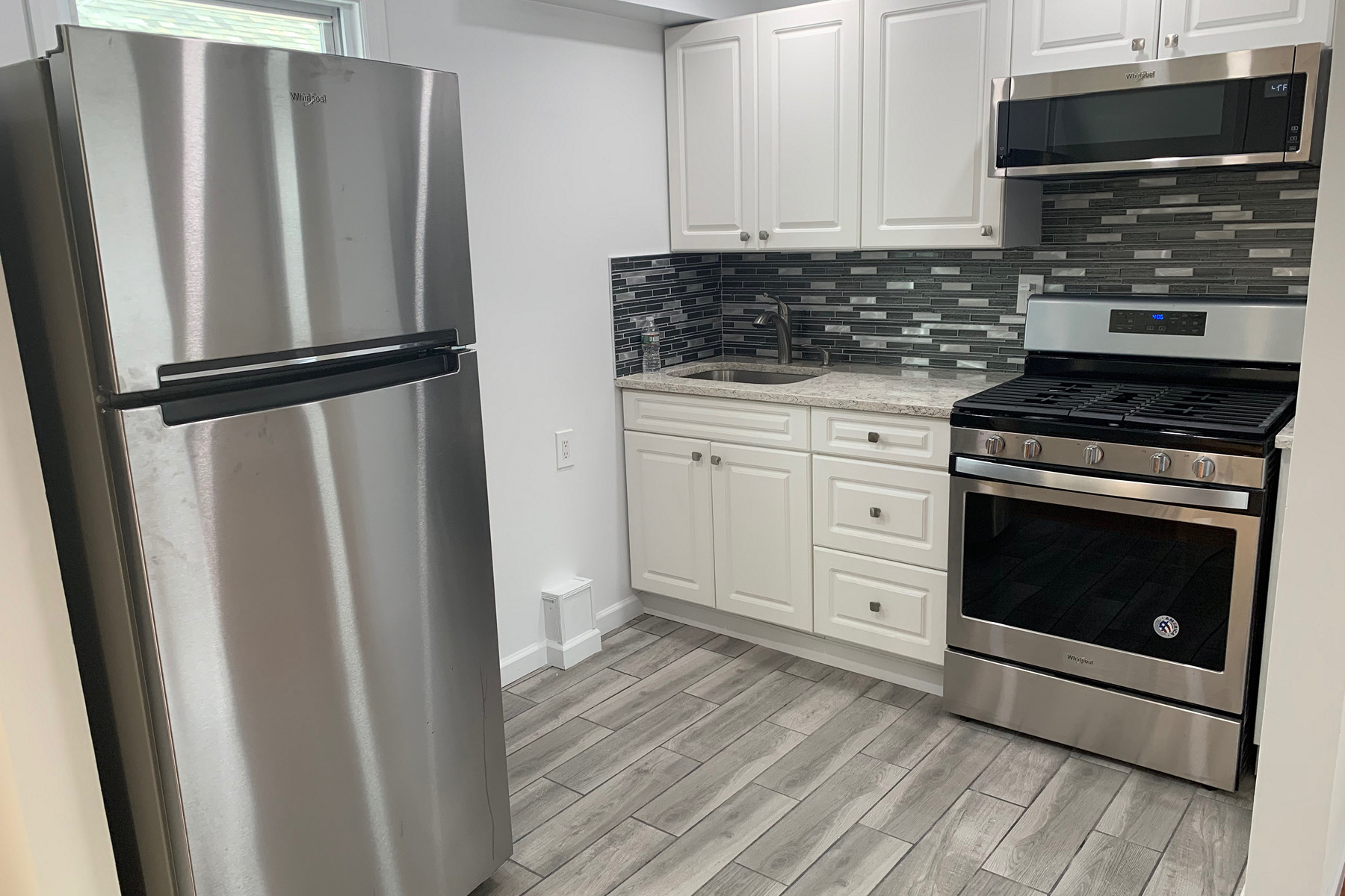 Multi-Family Home for Rent at Renovated Apartment 123 Eagle Avenue, New Milford, New Jersey 07646 United States
