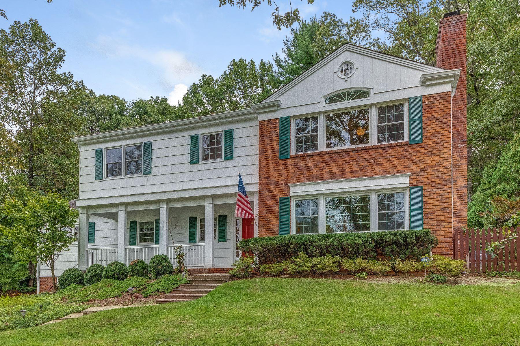 Single Family Homes 용 임대 에 Beautifully Renovated 20 Joanna Way, Summit, 뉴저지 07901 미국