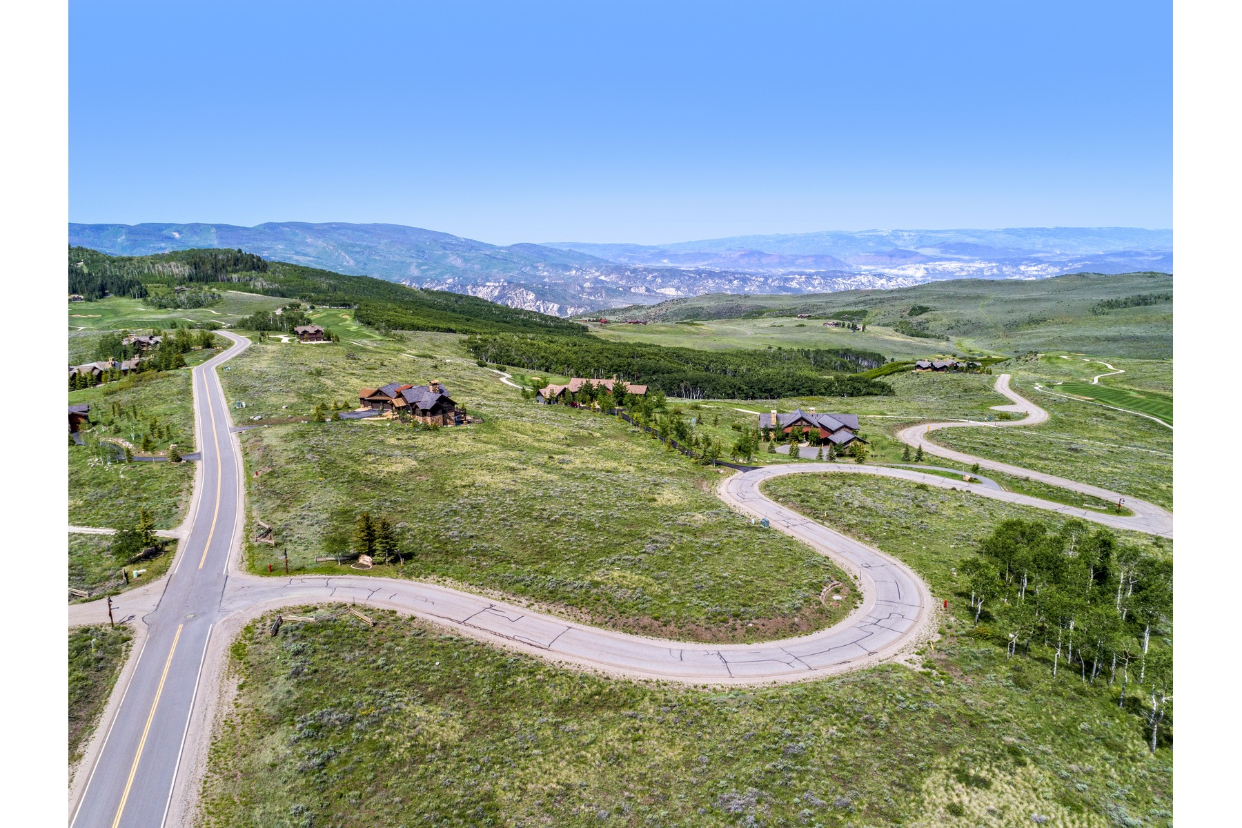 Additional photo for property listing at 360 degree views from this spectacular lot 33 Pine Marten Edwards, Colorado 81632 United States