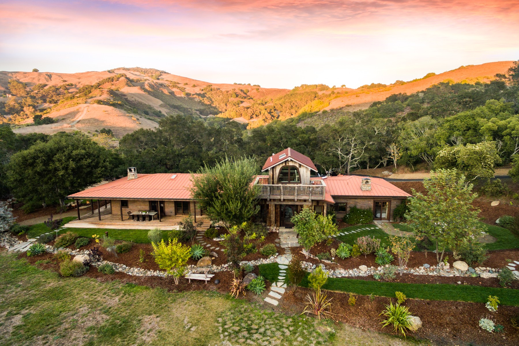 Single Family Homes for Sale at 8455 Red Mountain Rd Cambria, California 93428 United States