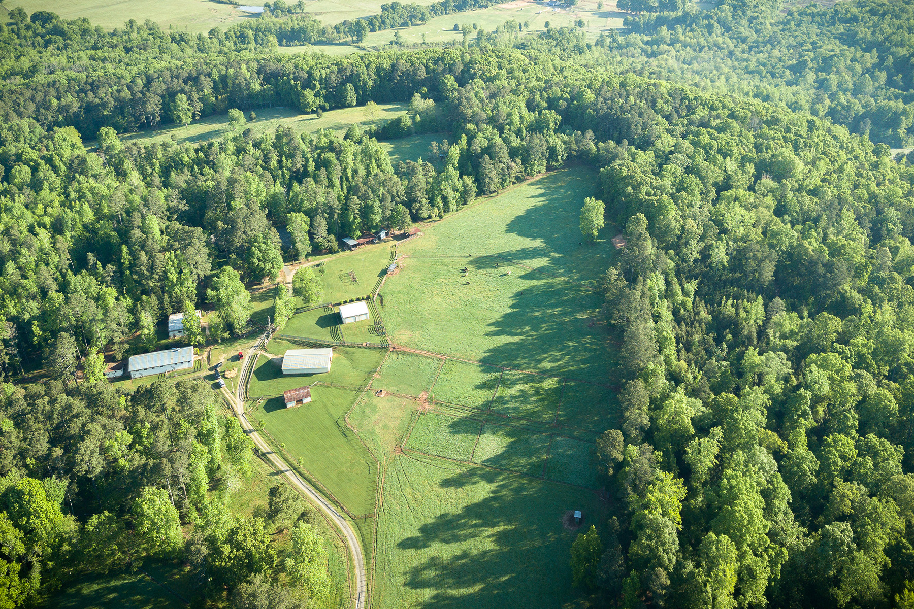Single Family Homes for Active at A Private Equestrian Delight 1047 Michael Road Monroe, Georgia 30656 United States