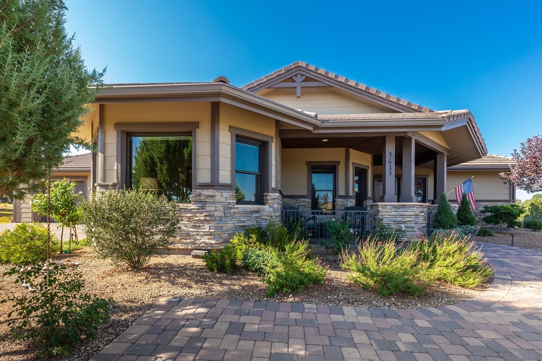 Single Family Homes por un Venta en Talking Rock Ranch Beauty 5615 W Saloon Trail Prescott, Arizona 86305 Estados Unidos