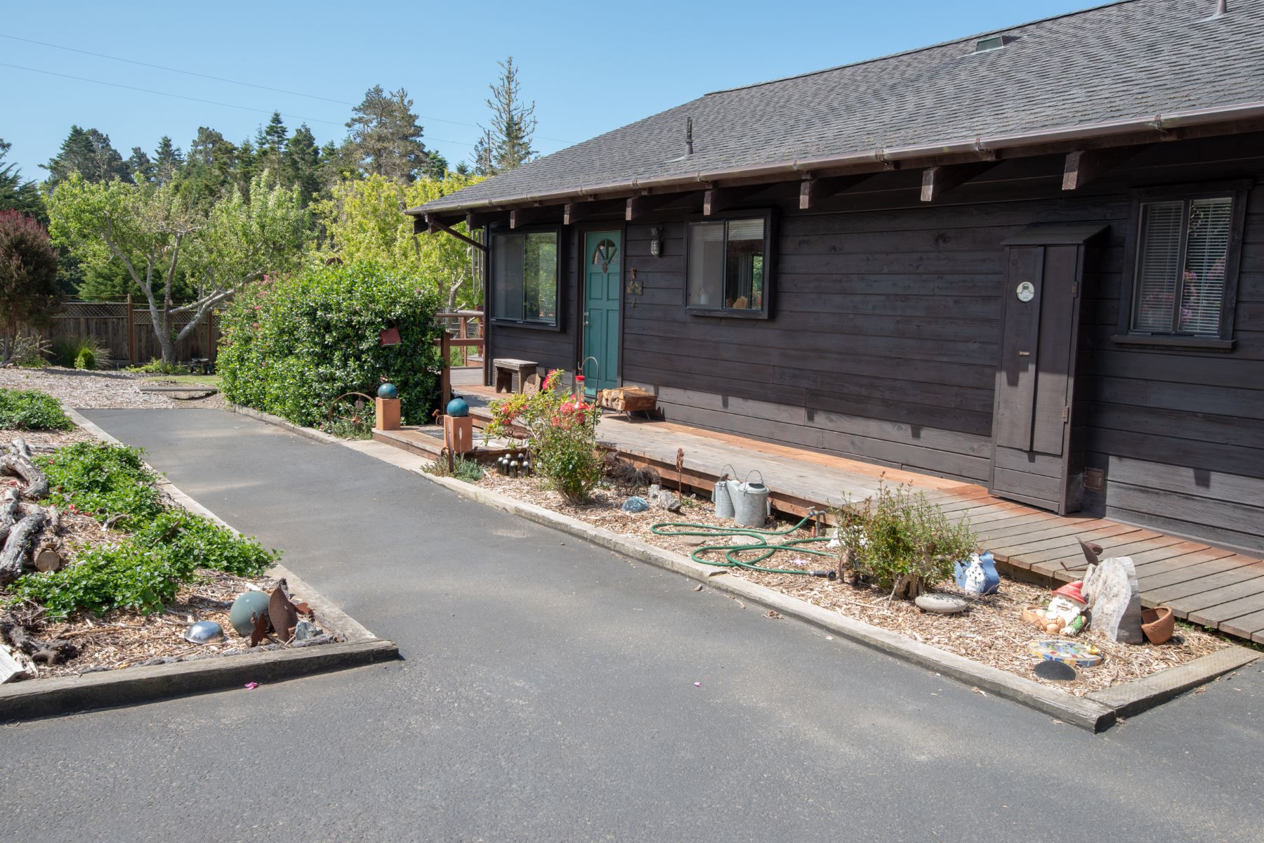 Additional photo for property listing at Mendocino Coastal Home 13150 Point Cabrillo Drive Mendocino, California 95460 United States
