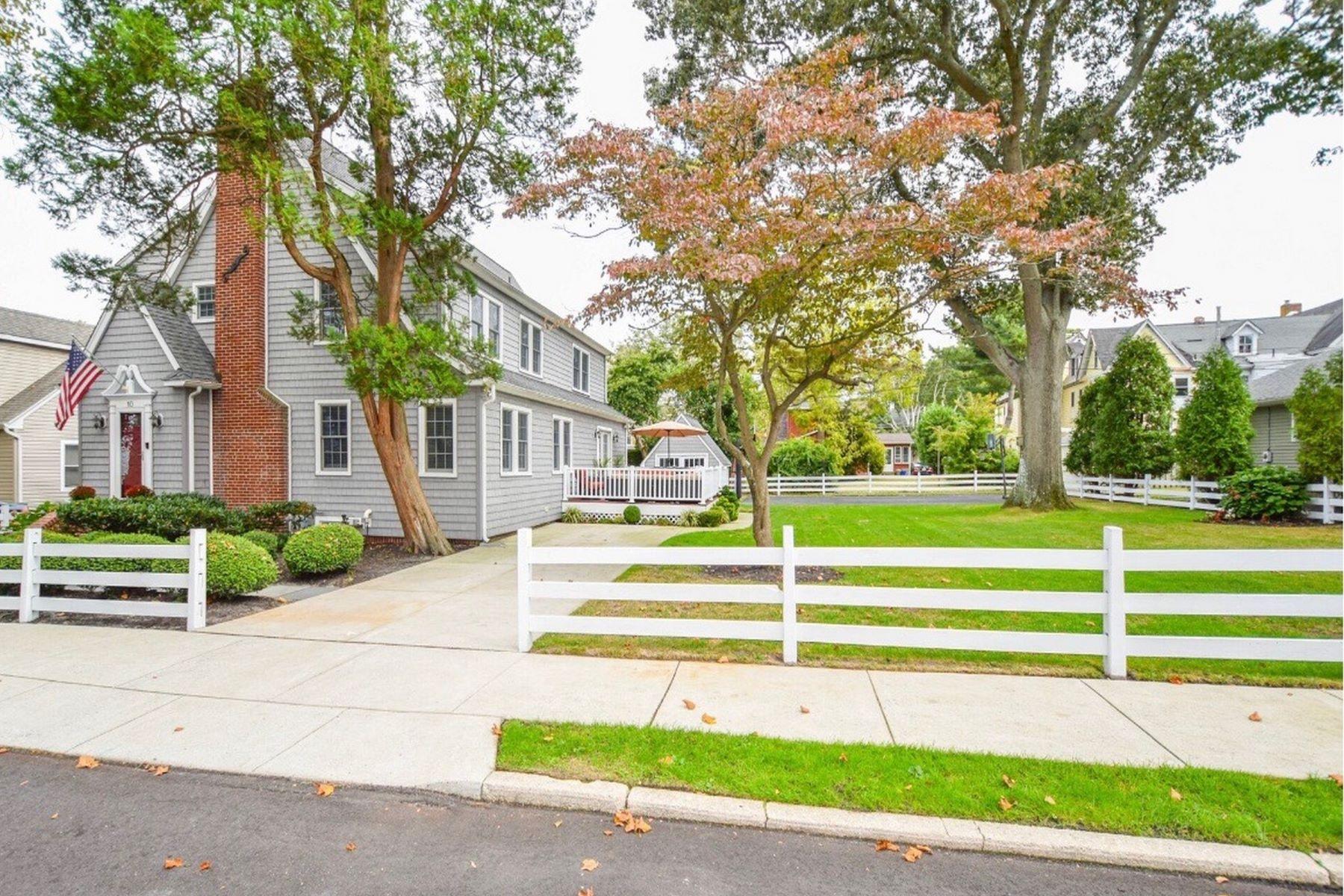 Single Family Homes för Försäljning vid Linwood, New Jersey 08221 Förenta staterna