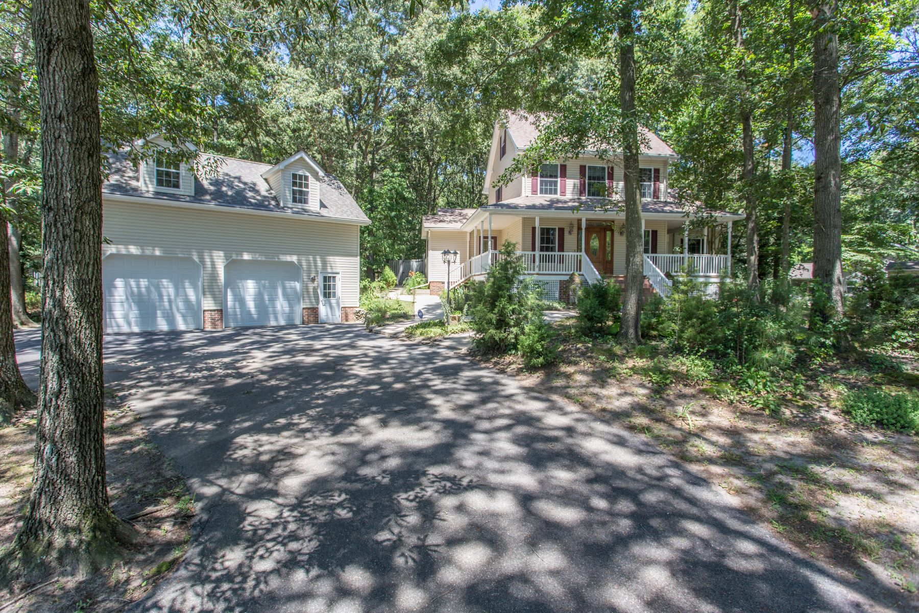 Частный односемейный дом для того Продажа на 22175 Wilson Road , Georgetown, DE 19947 22175 Wilson Road, Georgetown, Делавэр 19947 Соединенные Штаты