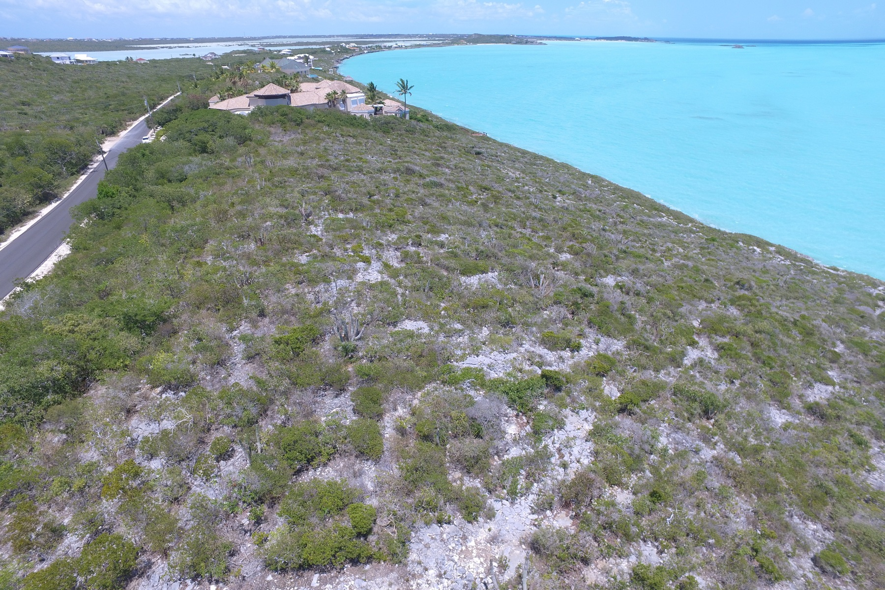 Land for Sale at STUNNING ELEVATED WATERFRONT LOT Turtle Tail, Turks And Caicos Islands
