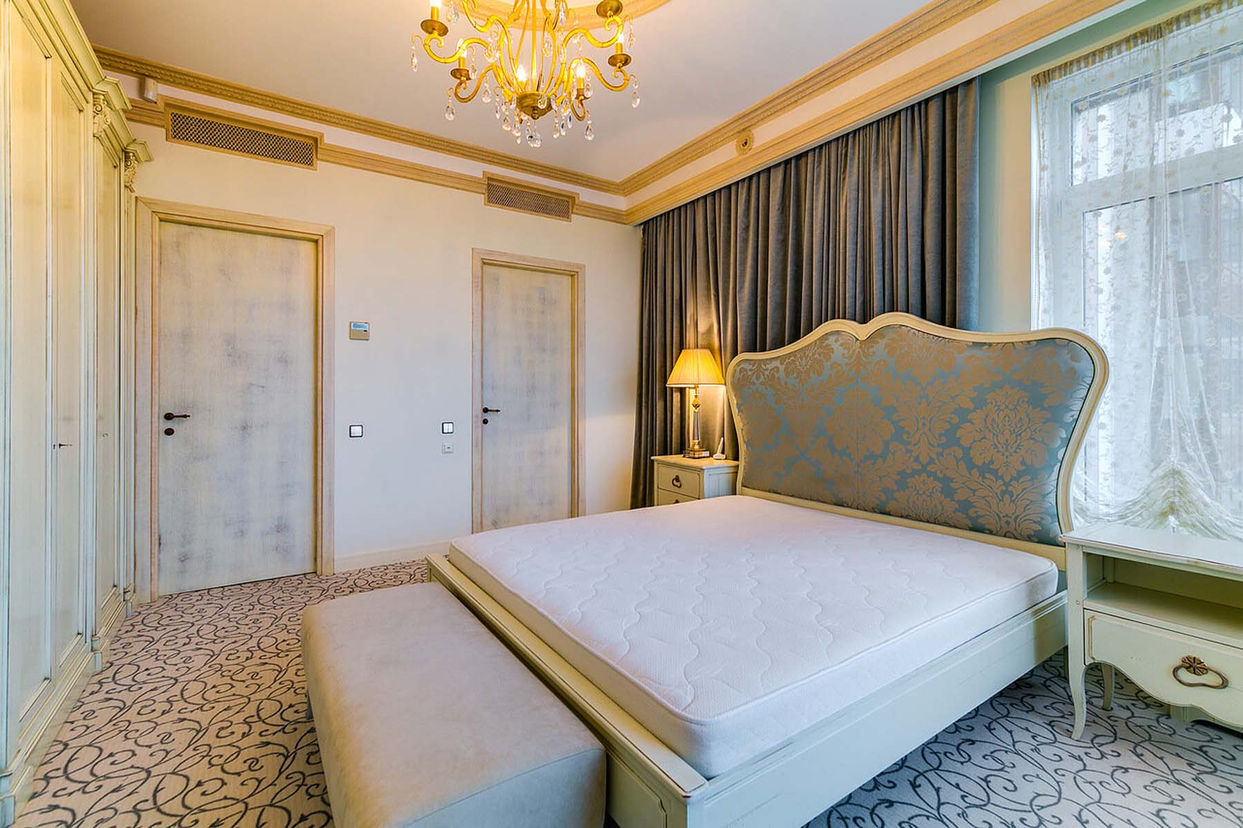 """Single Family Homes 为 出租 在 5-room apartment with an area of 222 sq. m. in the Residential Complex """"Triumph Moscow, 俄罗斯的其他地区 俄罗斯"""