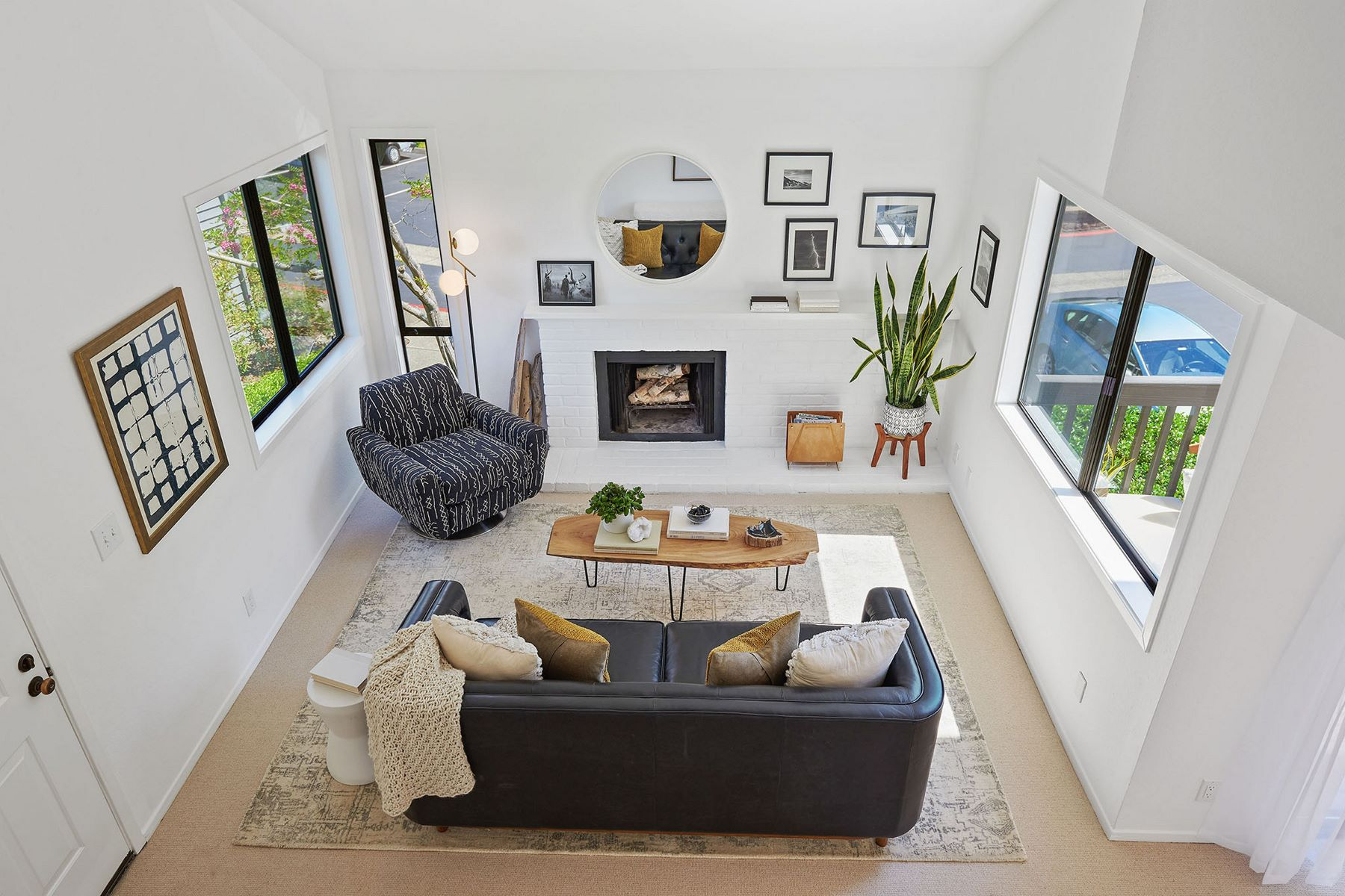 Condominiums for Active at Ultra-Convenient, Stylish Loft 184 Cypress Place Sausalito, California 94965 United States