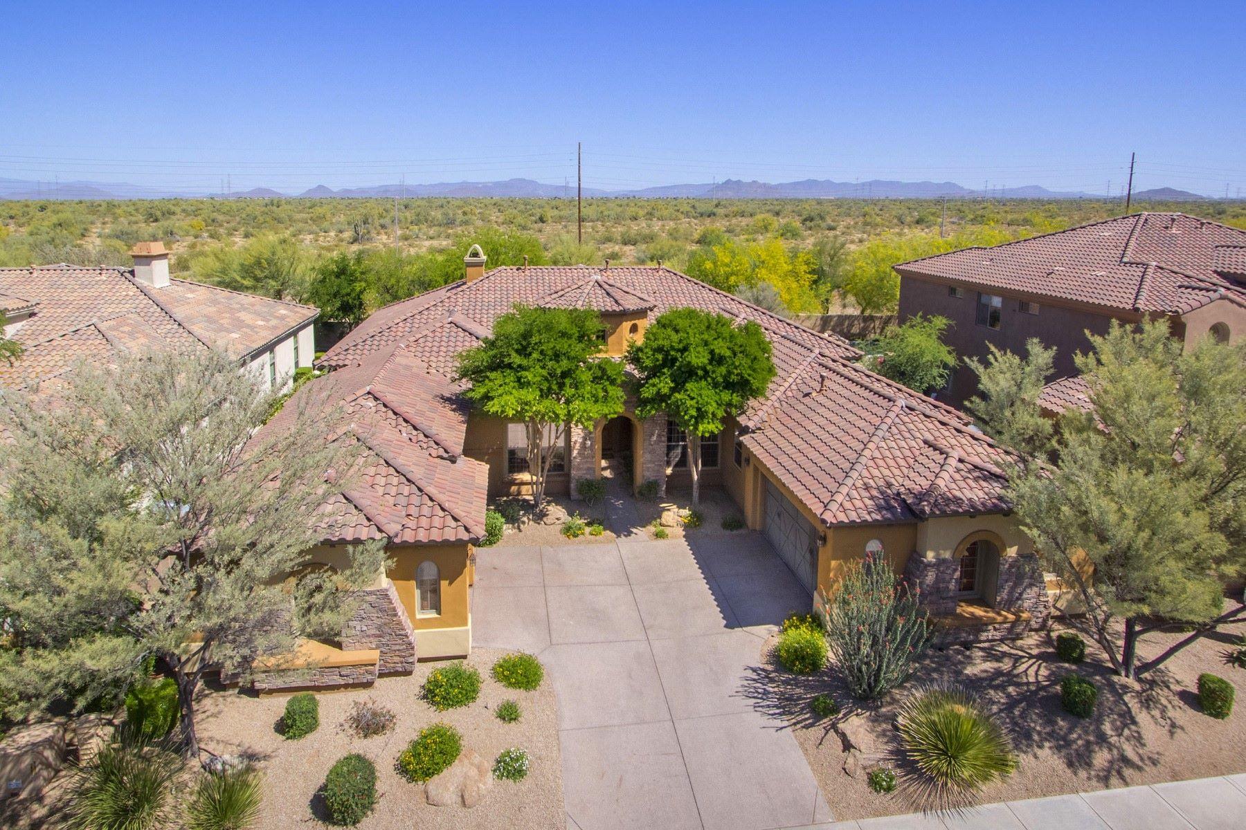 一戸建て のために 売買 アット Sprawling one level executive home in Aviano at Desert Ridge 3972 E Expedition Way Phoenix, アリゾナ, 85050 アメリカ合衆国