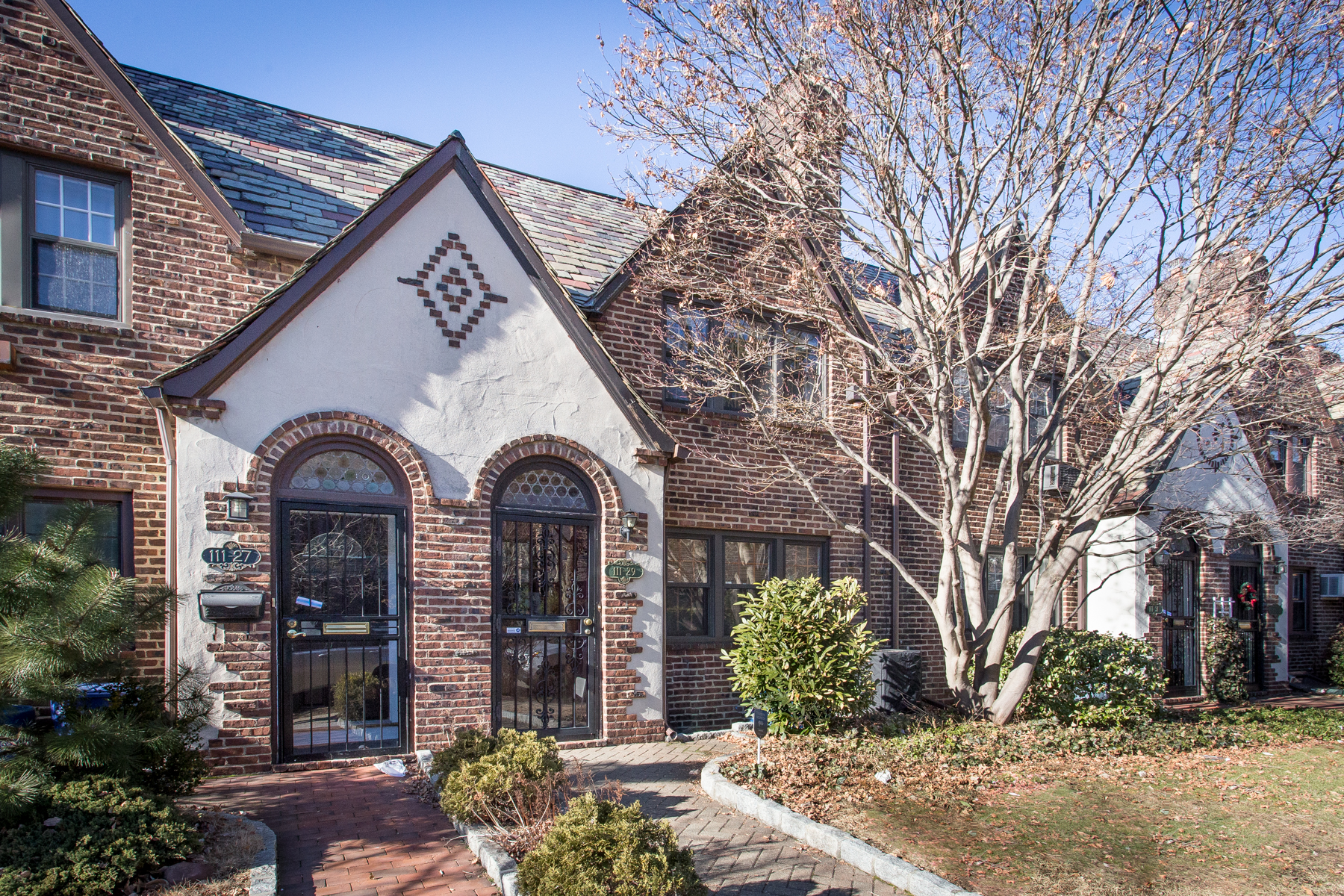 "Single Family Home for Sale at ""ARBOR CLOSE TUDOR TOWNHOUSE"" 111-29 75th Road,, Forest Hills, New York, 11375 United States"