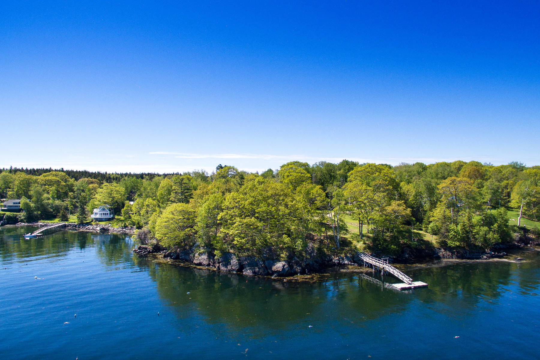 Land for Sale at 30 Flint Lane Boothbay, Maine, 04544 United States