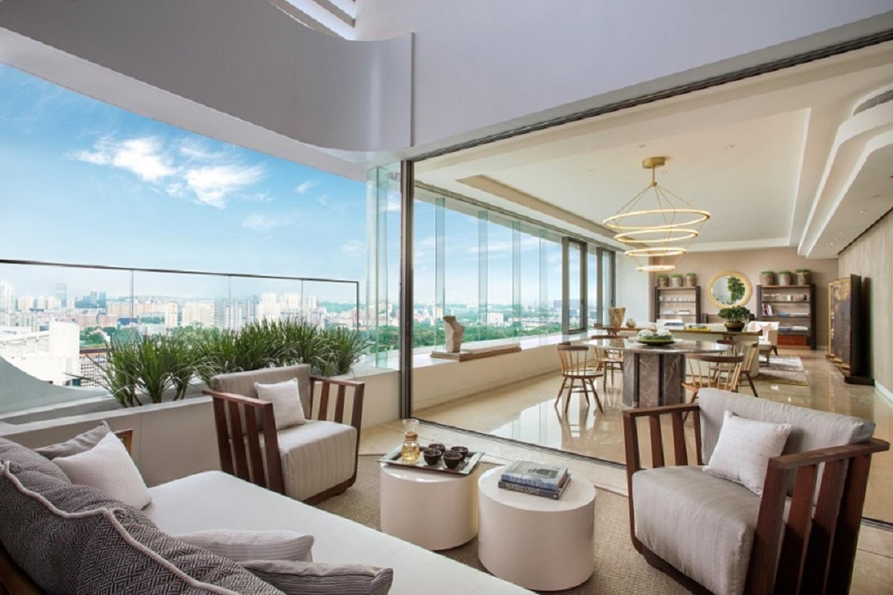 Appartement en copropriété pour l à louer à Ardmore Residence 7 Ardmore Park, Singapore, 259954 Singapour