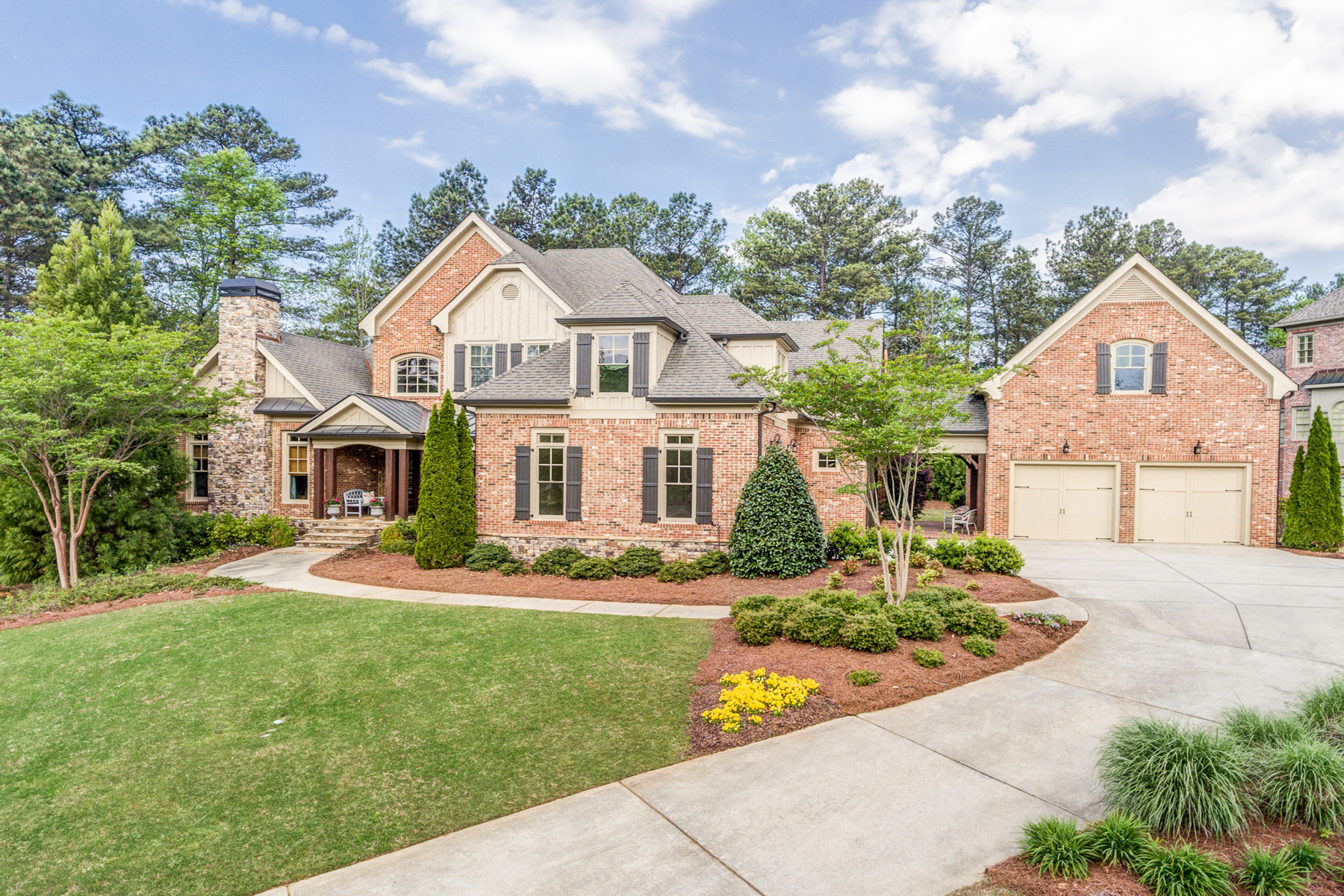 Moradia para Venda às Custom Elegance, Luxury Living 4367 Oglethorpe Loop Acworth, Geórgia, 30101 Estados Unidos