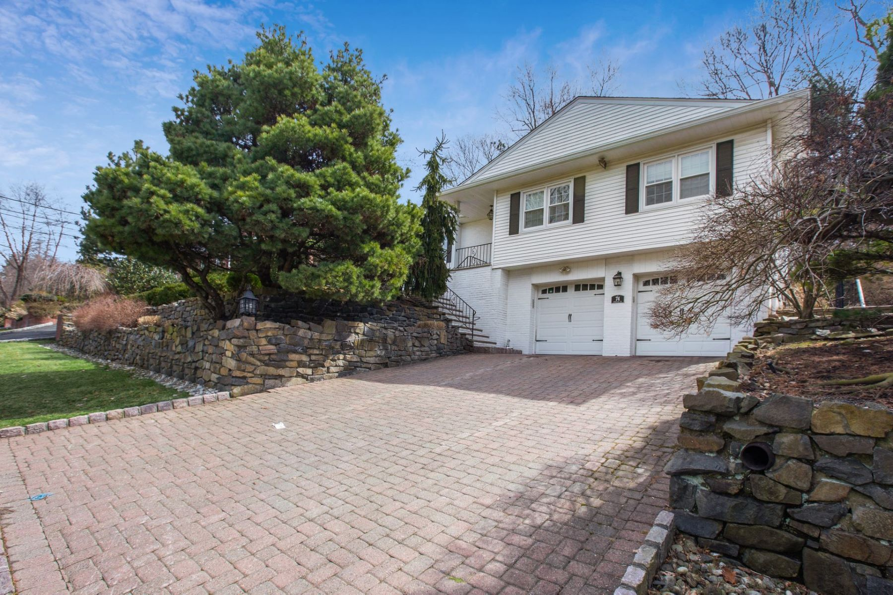 Single Family Homes for Active at Location! Location! 74 Homestead Rd Tenafly, New Jersey 07670 United States