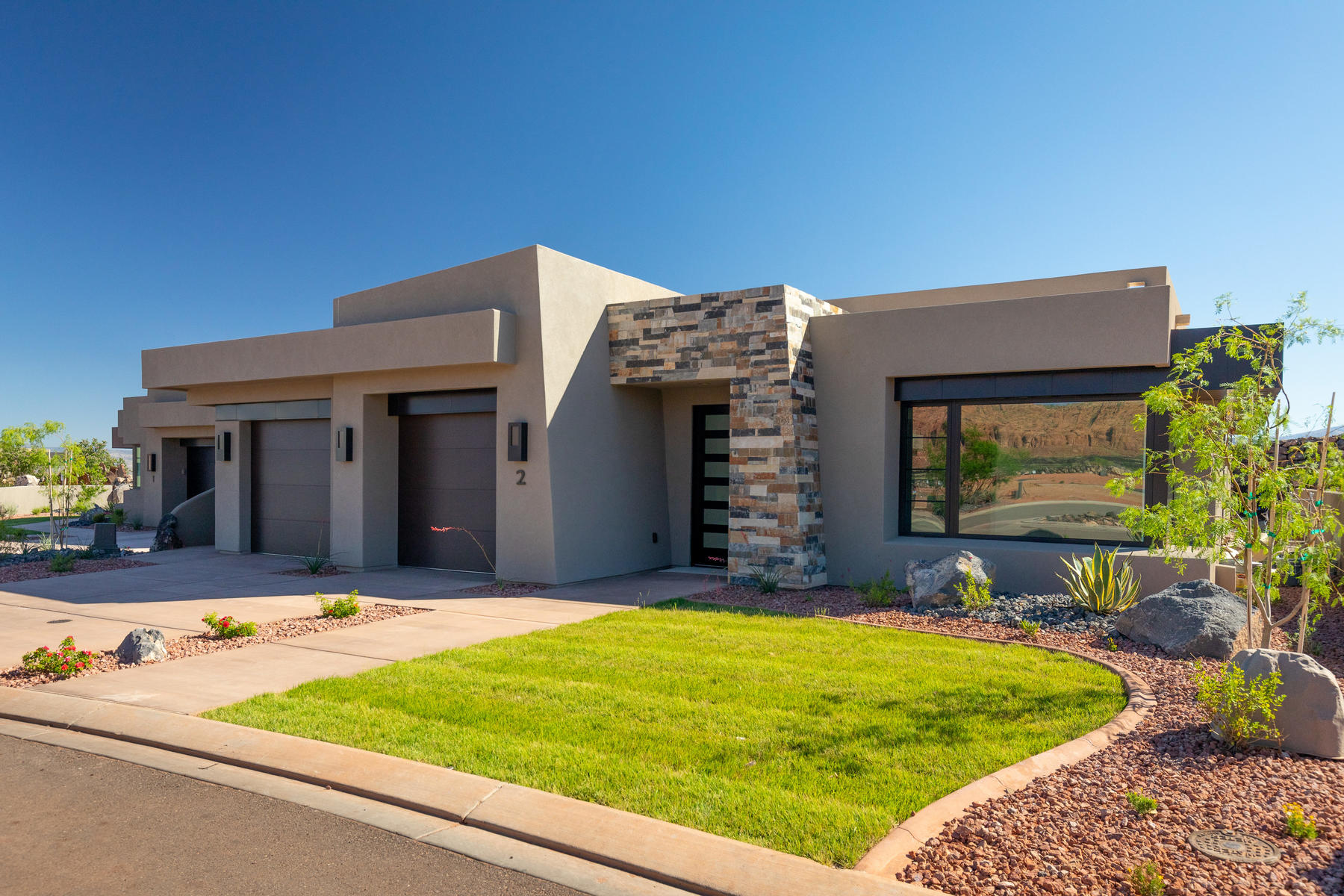 Single Family Homes for Sale at Encanto Resort 1355 E Snow Canyon Pkwy Lot 2, Ivins, Utah 84738 United States