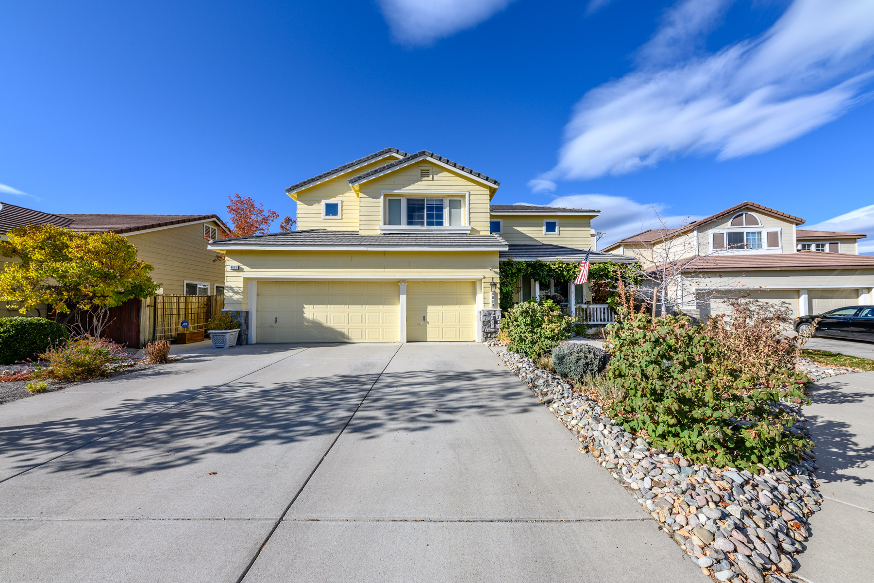 Single Family Homes for Active at 4819 Eaglewood Court, Reno 4819 Eaglewood Ct. Reno, Nevada 89502 United States