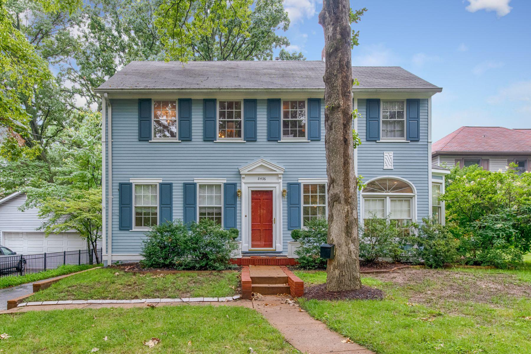 Single Family Home for Sale at Big Bend Blvd 8436 Big Bend Blvd St. Louis, Missouri 63119 United States