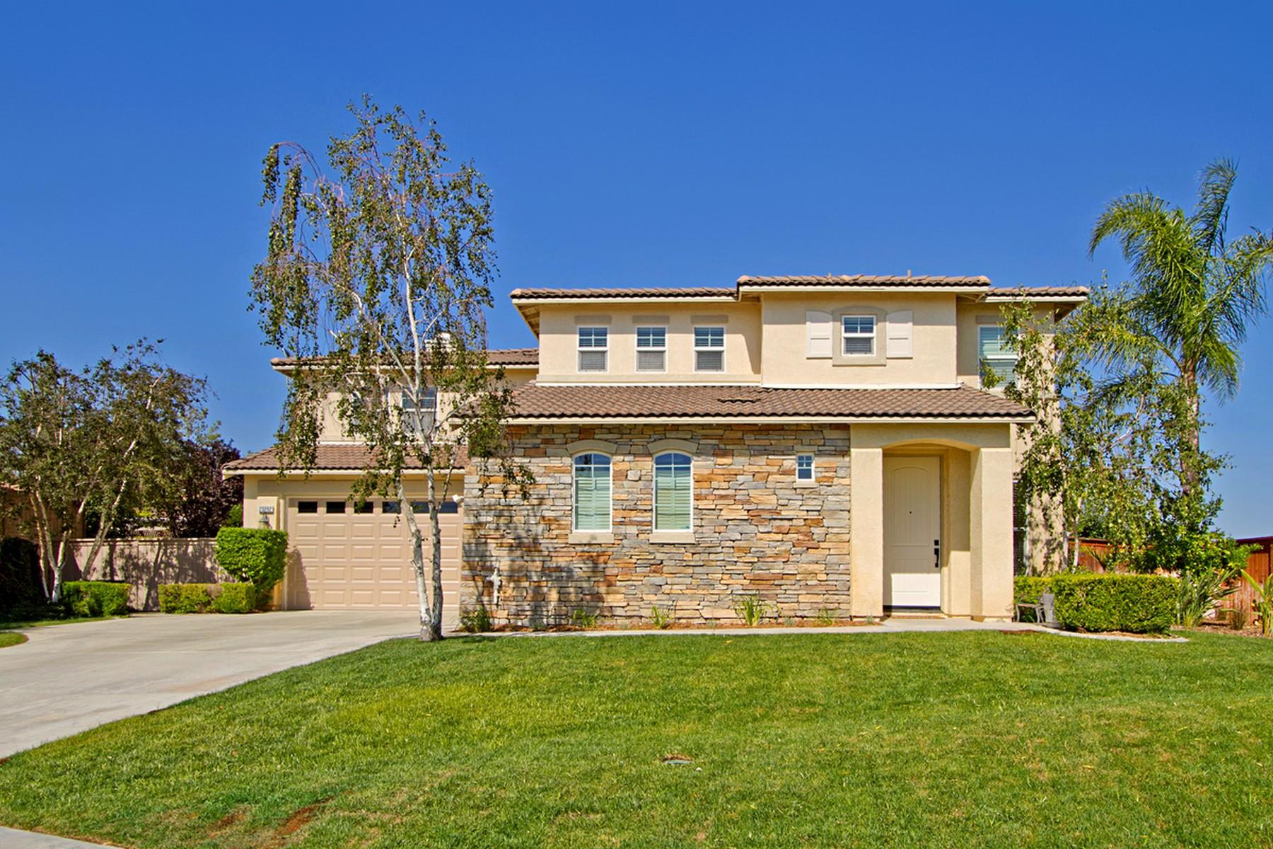 Casa Unifamiliar por un Venta en 23262 Saratoga Springs Place Murrieta, California 92562 Estados Unidos