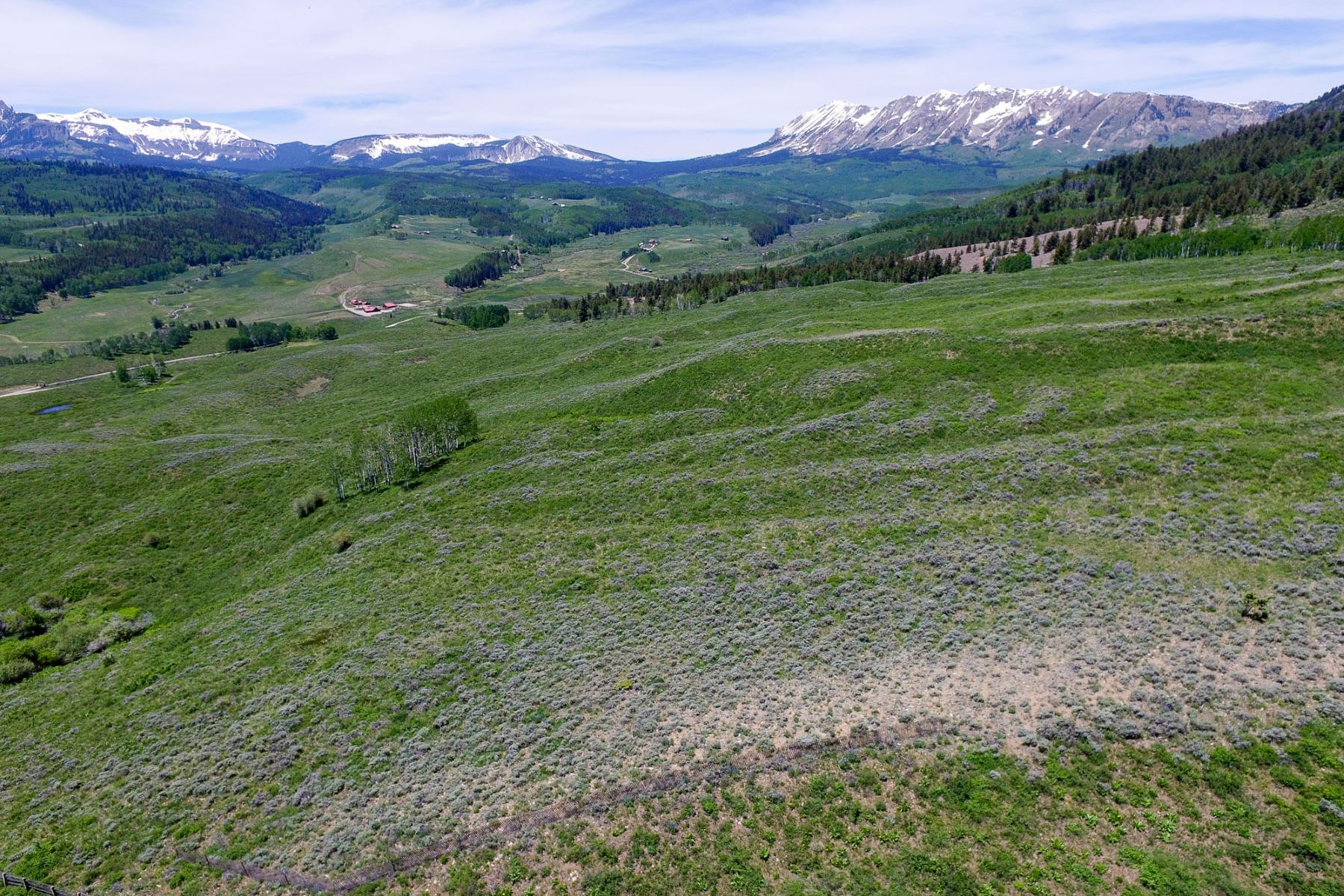 Land for Active at Star Mountain Ranch Land Lot 6 Castle Drive Gunnison, Colorado 81230 United States