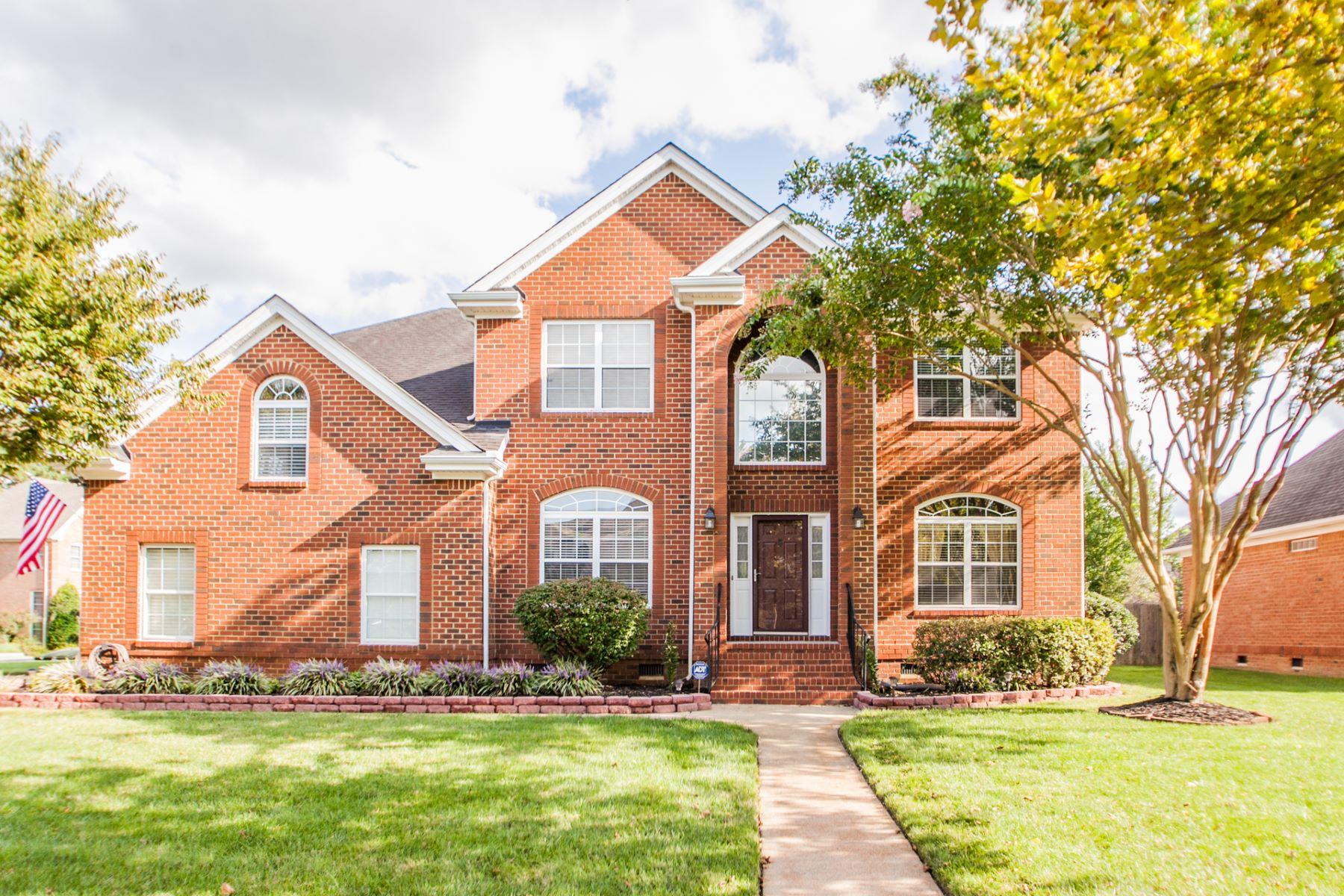 Single Family Homes für Verkauf beim Miars Plantation 4201 McKenna Close, Chesapeake, Virginia 23321 Vereinigte Staaten
