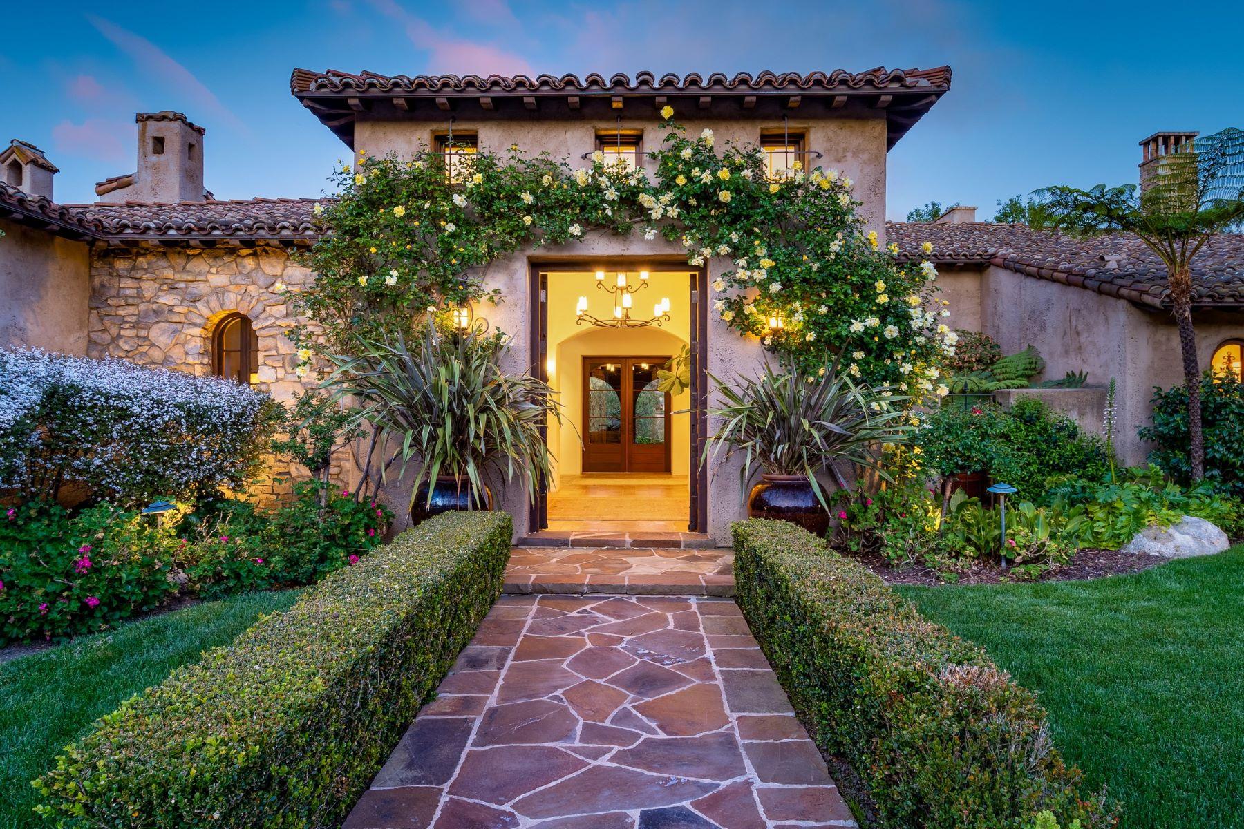 Single Family Homes for Active at Live in Celebration 5570 San Elijo Rancho Santa Fe, California 92067 United States
