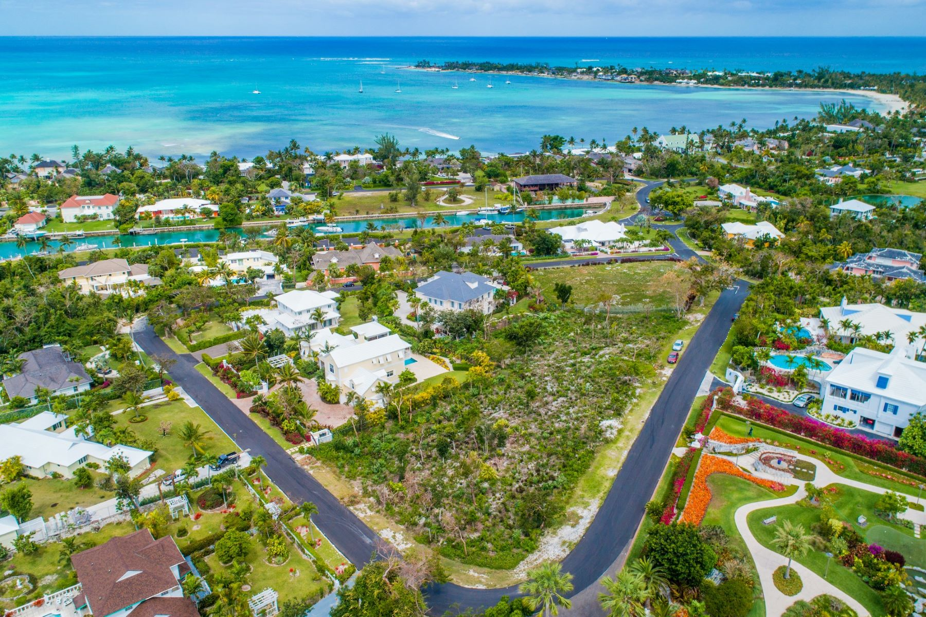 Land for Sale at Brighton Place Lot 6 Lyford Cay, Nassau And Paradise Island Bahamas