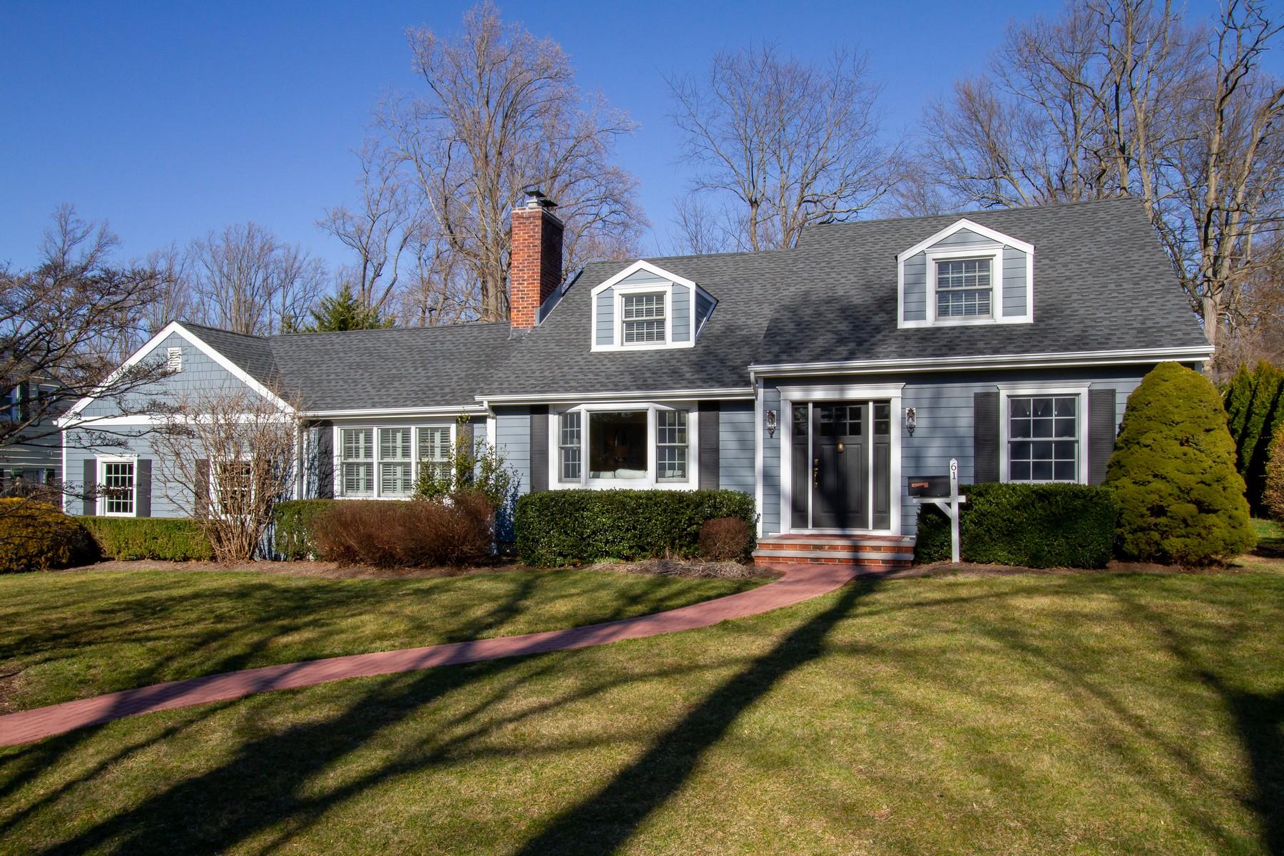 Single Family Homes por un Venta en Fair Haven 61 Highland Avenue, Fair Haven, Nueva Jersey 07704 Estados Unidos