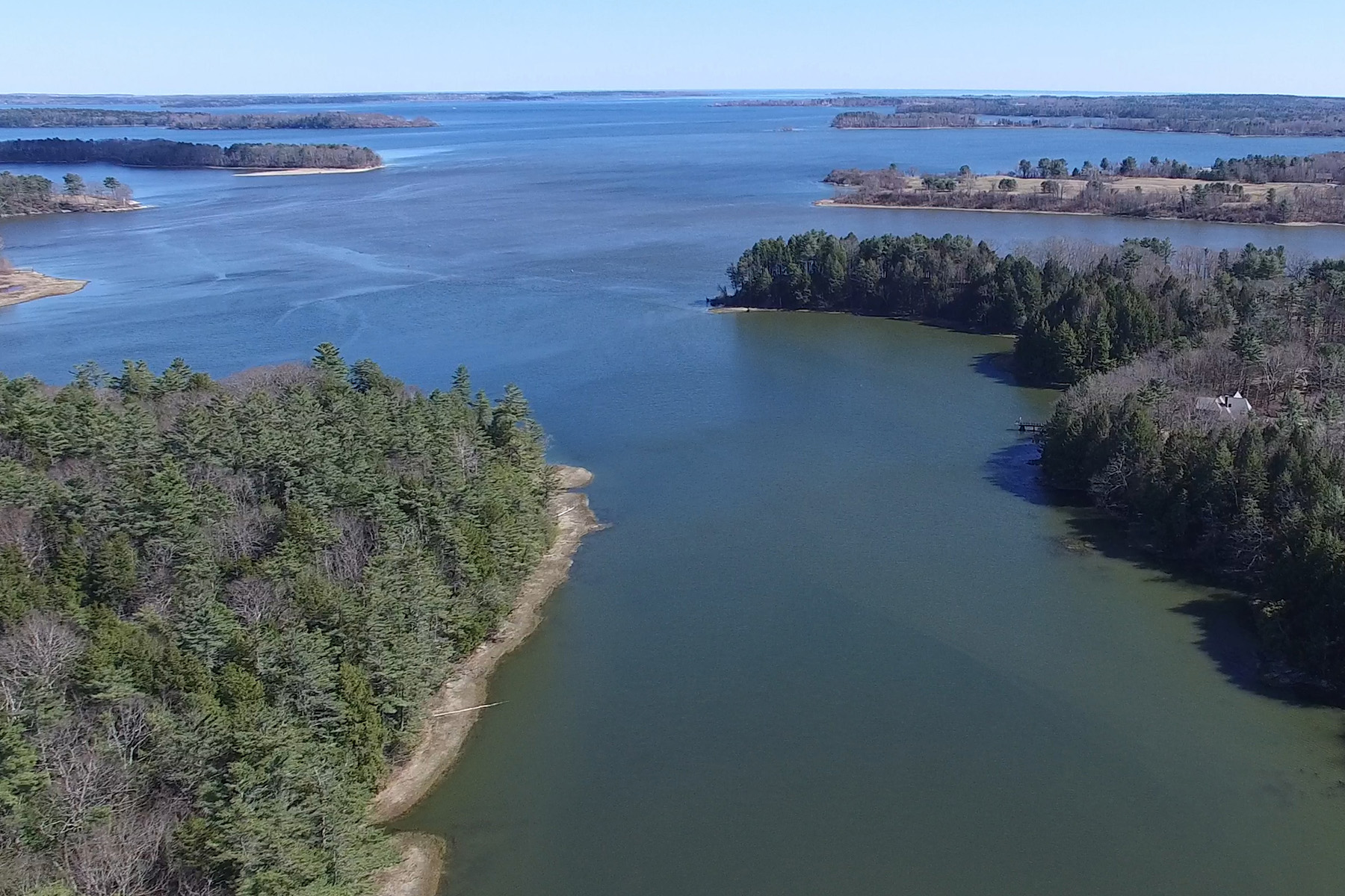 Land for Sale at 00 Lot 1 Lambert Road Freeport, Maine, 04032 United States