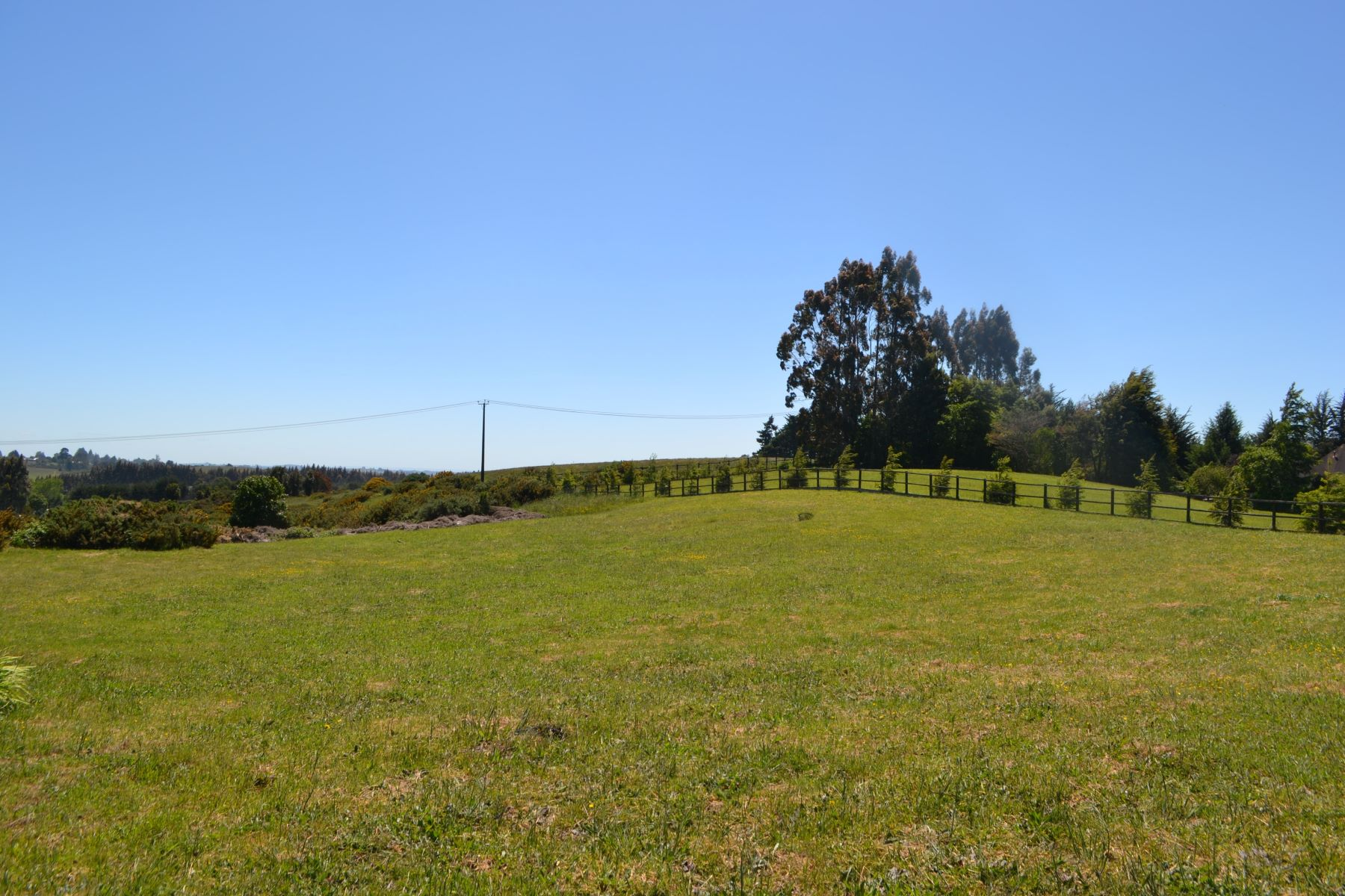 Land for Sale at Spectacular Lot of 5.000 mt2 with Panoramic View in Condominium Puerto Varas, Los Lagos Chile