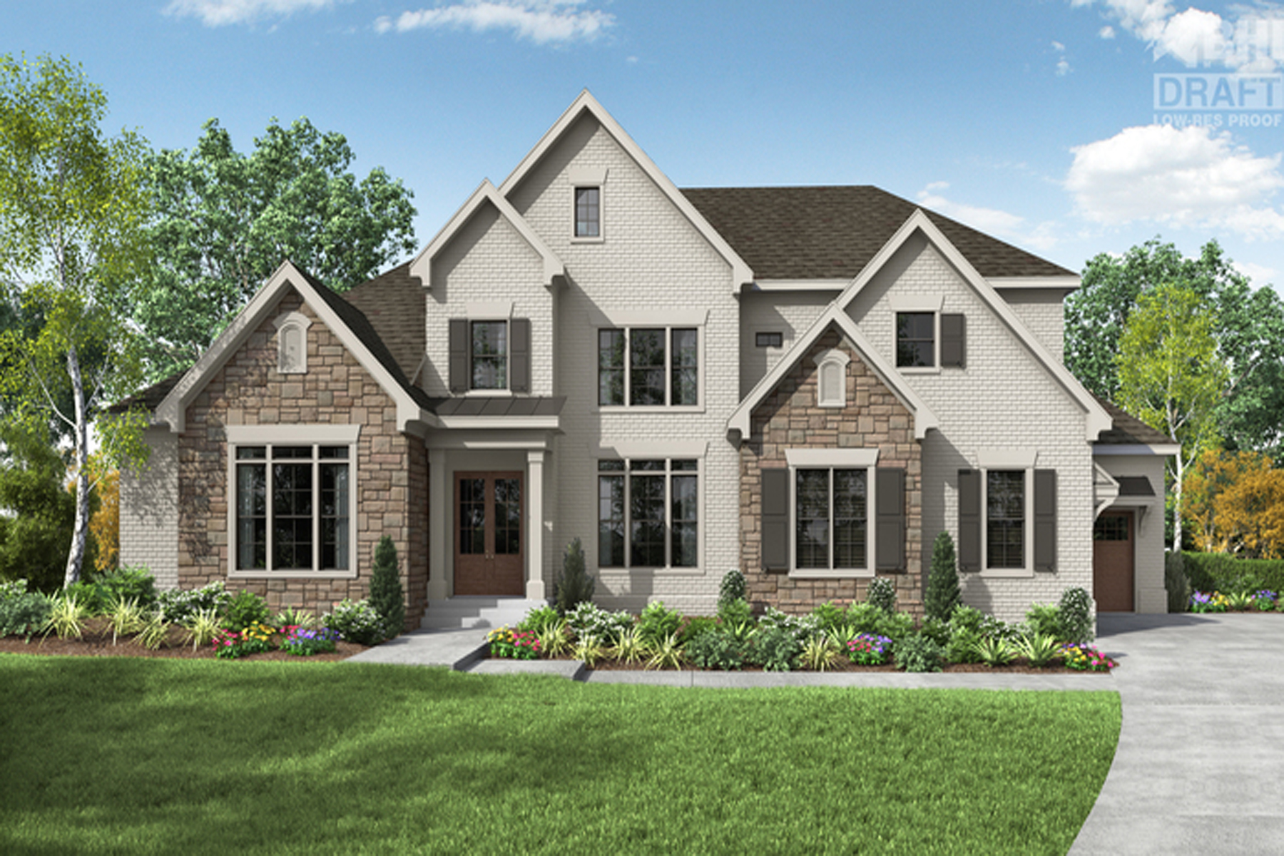 Single Family Homes for Active at European-Inspired Traditional New Construction 465 Heritage Way Sandy Springs, Georgia 30328 United States
