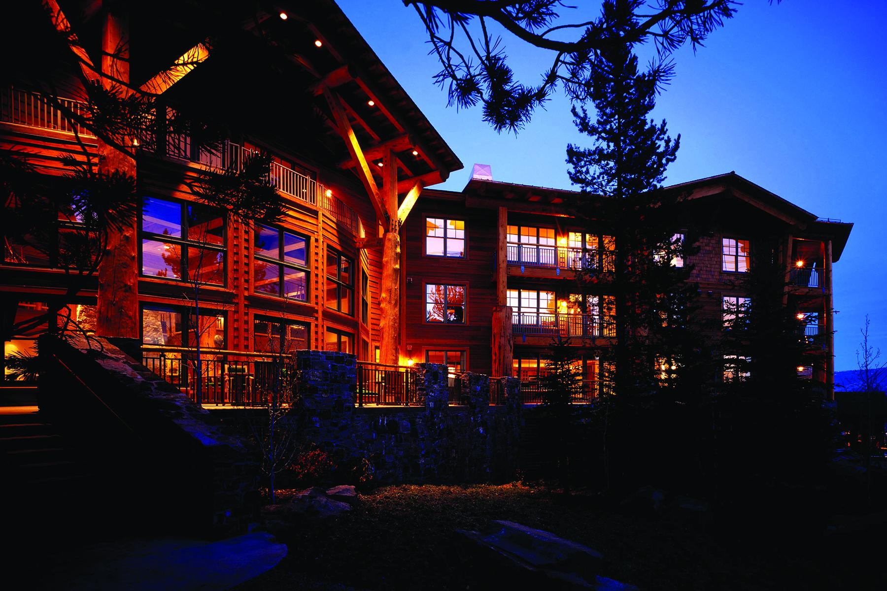 Долевое владение для того Продажа на Ski weeks at the Teton Club 3340 W Cody Ln, Teton Village, Вайоминг, 83025 Jackson Hole, Соединенные Штаты
