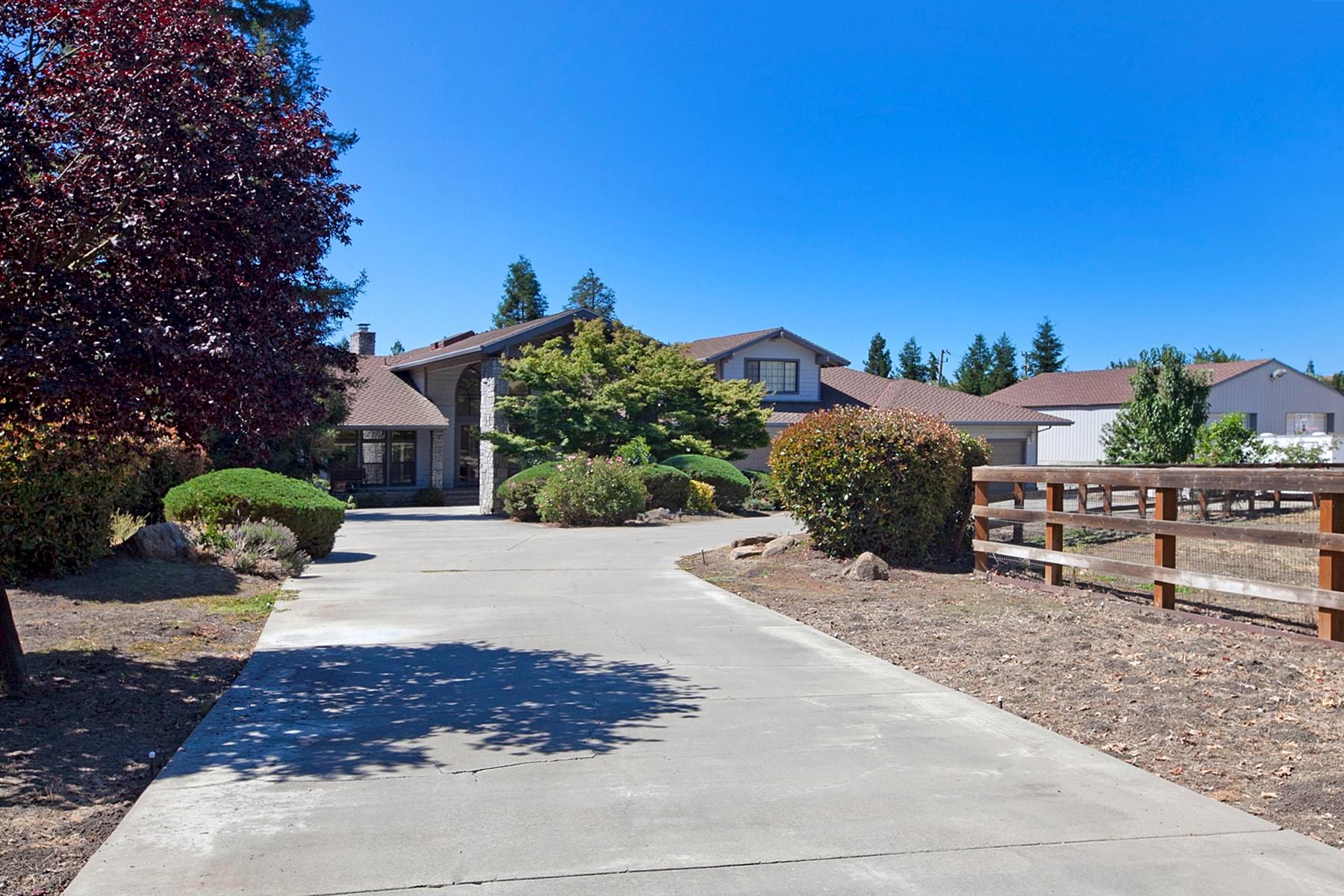 Additional photo for property listing at Exquisite Country Estate 260 Joseph Lane Danville, Californie 94583 États-Unis