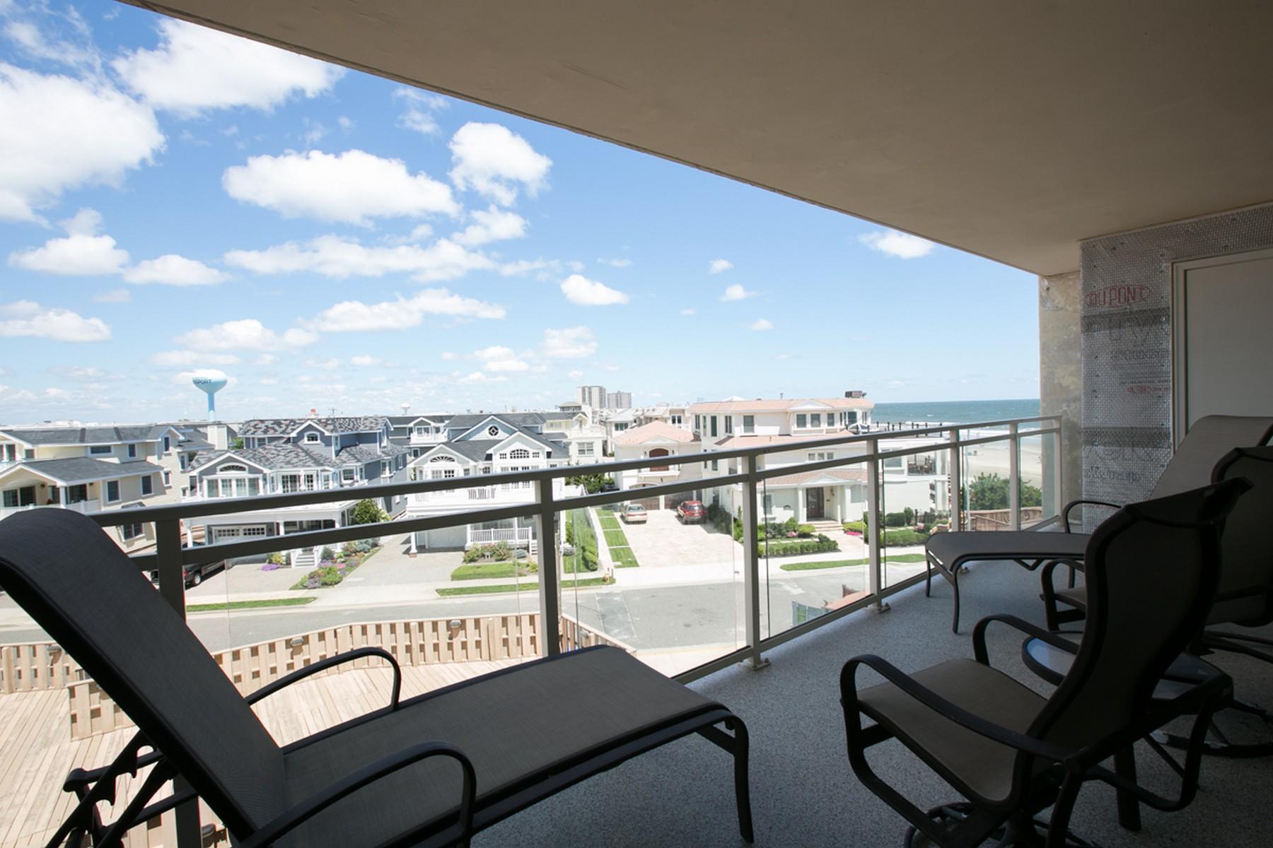 Condominium for Sale at Ocean Plaza 2700 Atlantic Unit 418 Longport, New Jersey 08403 United States