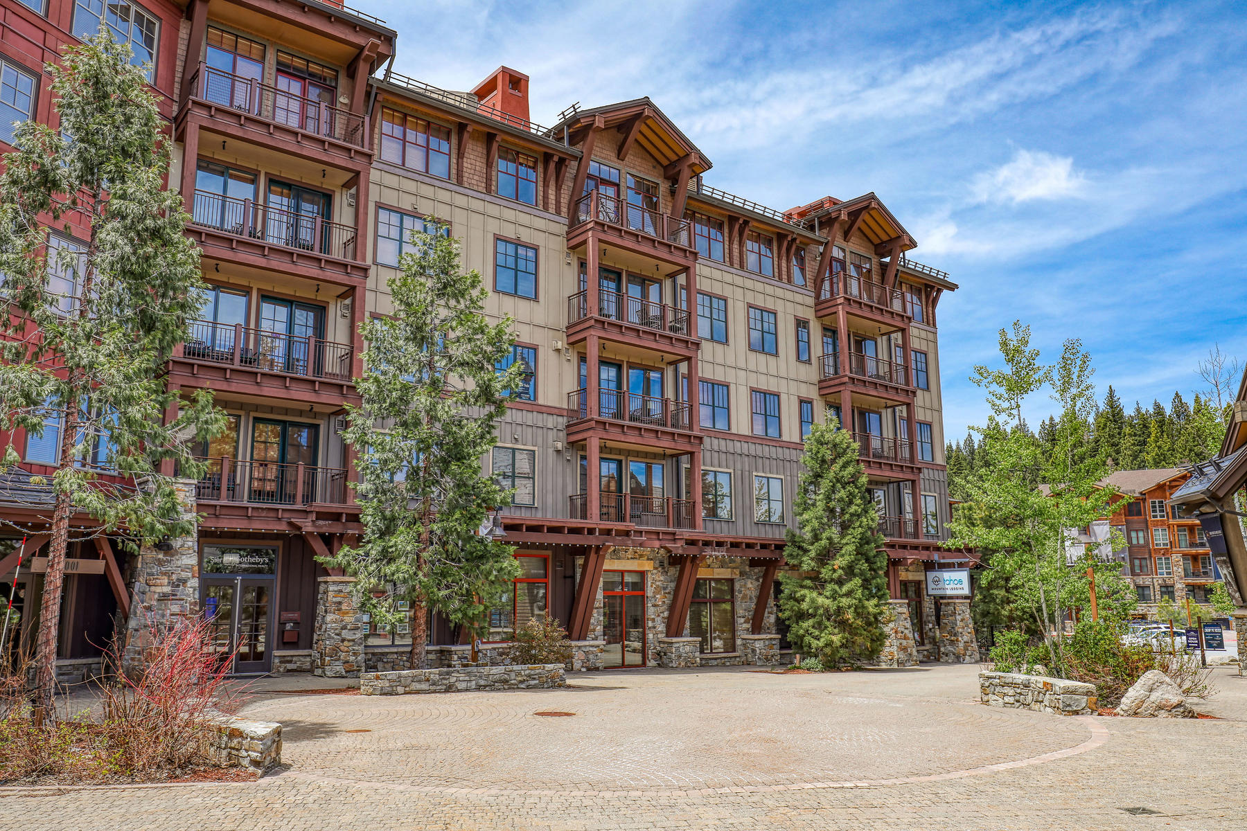 Condominiums for Active at Desirable slope-side corner end unit in the heart of the Village at Northstar. 4001 Northstar Drive #301 Truckee, California 96161 United States