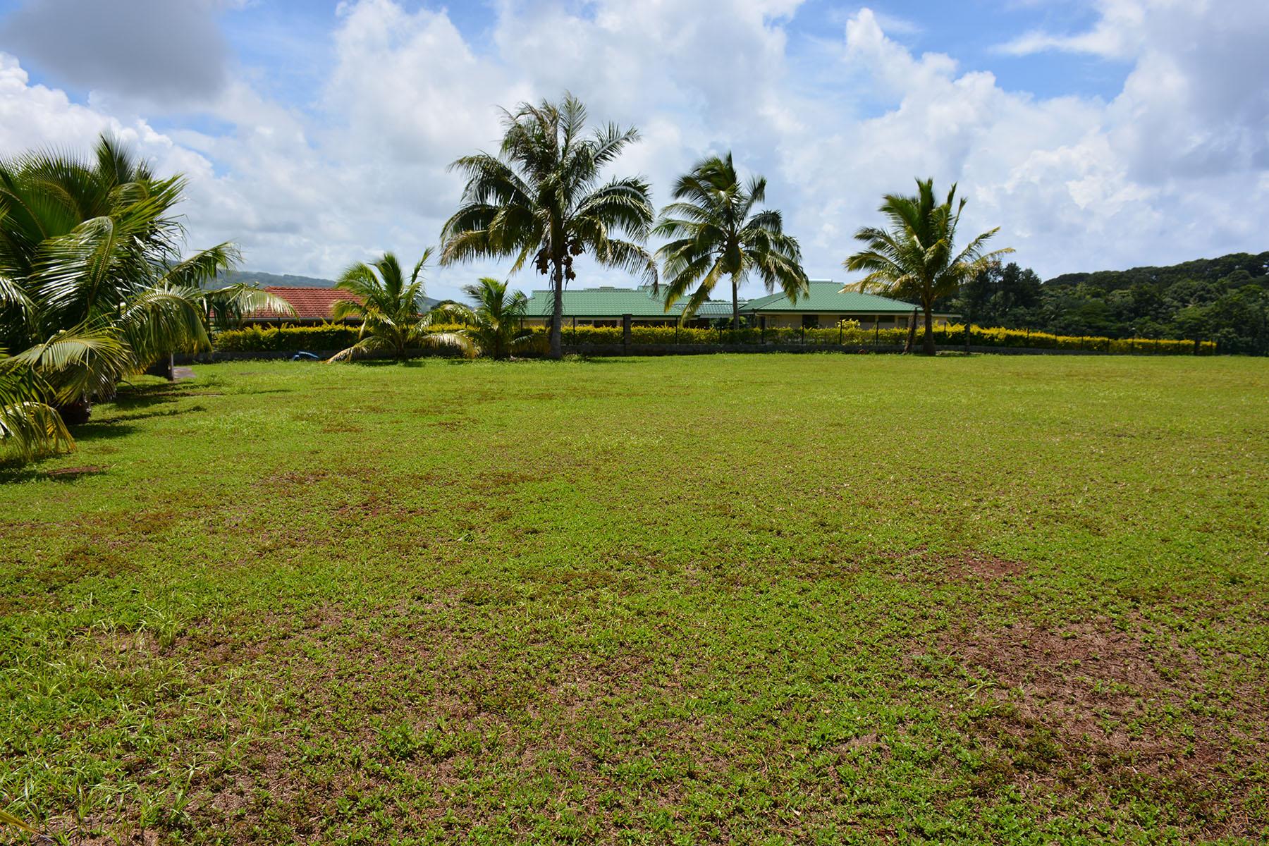 Земля для того Продажа на Tahiti peninsula beautiful land Tahiti, French Polynesia